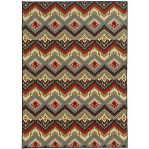 """Oriental Weavers Arabella 3' 3"""" X  5' 5"""" Rug"""