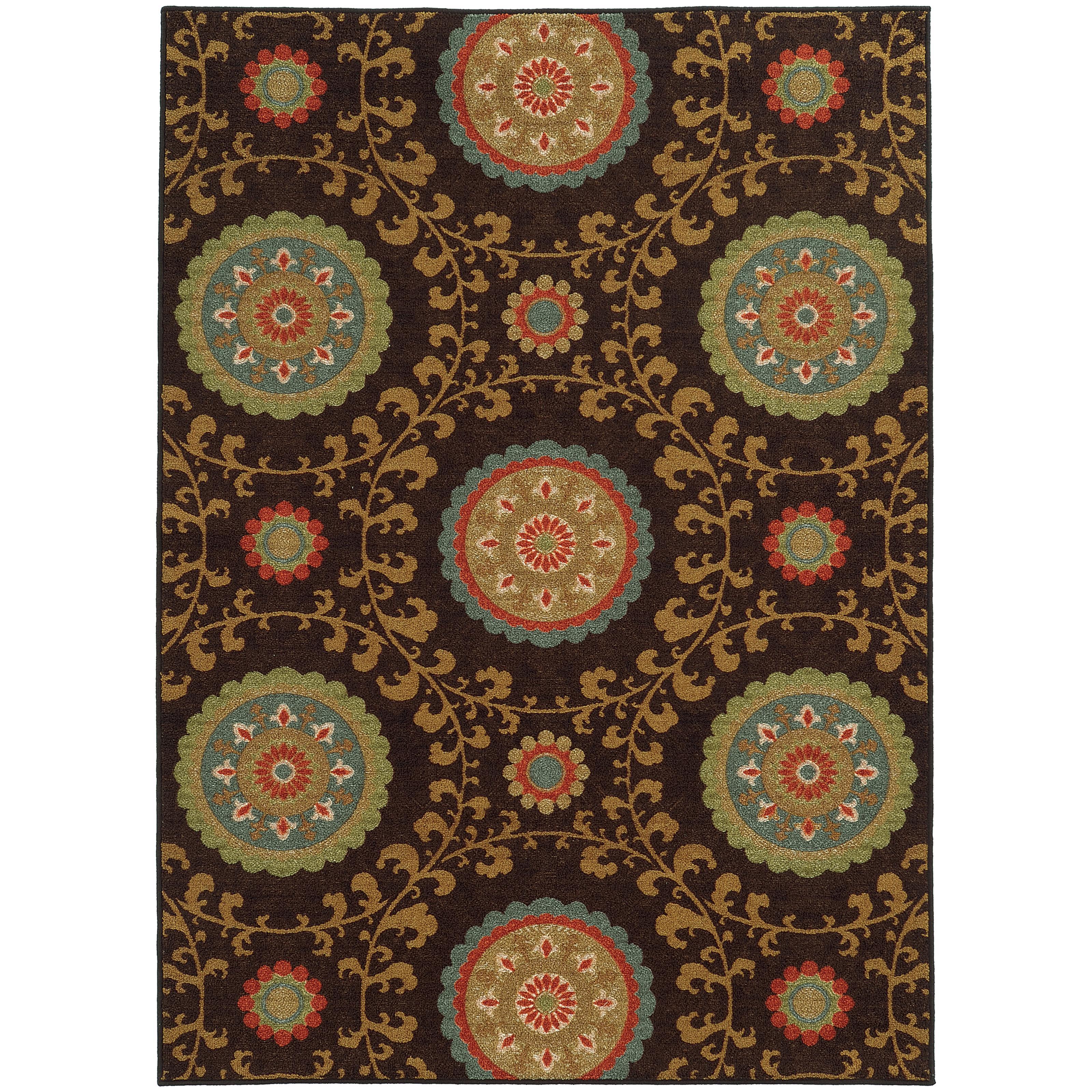"""Oriental Weavers Arabella 2' 2"""" X  3' 9"""" Rug - Item Number: A15757066115ST"""