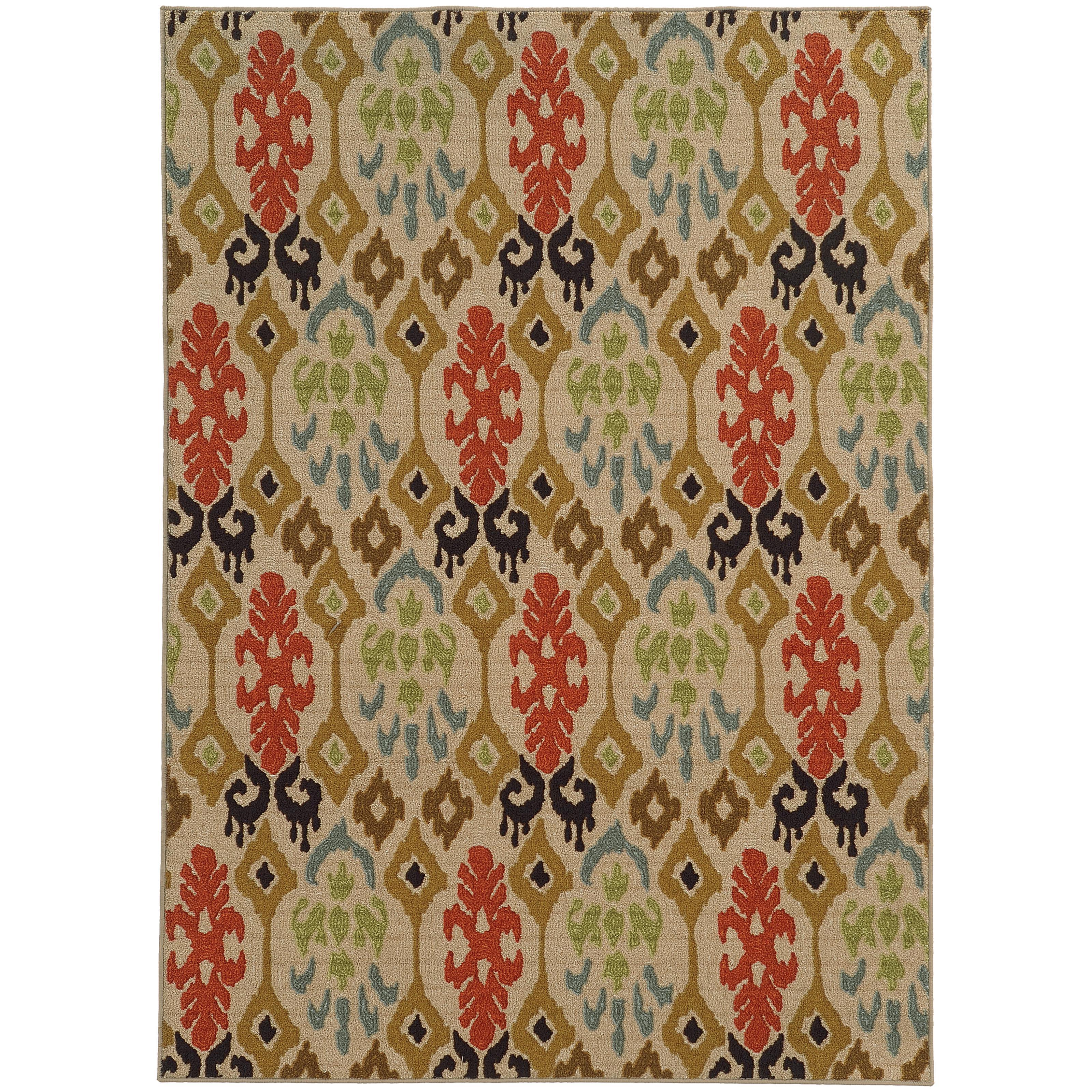 """Oriental Weavers Arabella 2' 2"""" X  3' 9"""" Rug - Item Number: A15765066115ST"""