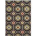 """Oriental Weavers Arabella 3' 3"""" X  5' 5"""" Rug - Item Number: A15834100165ST"""