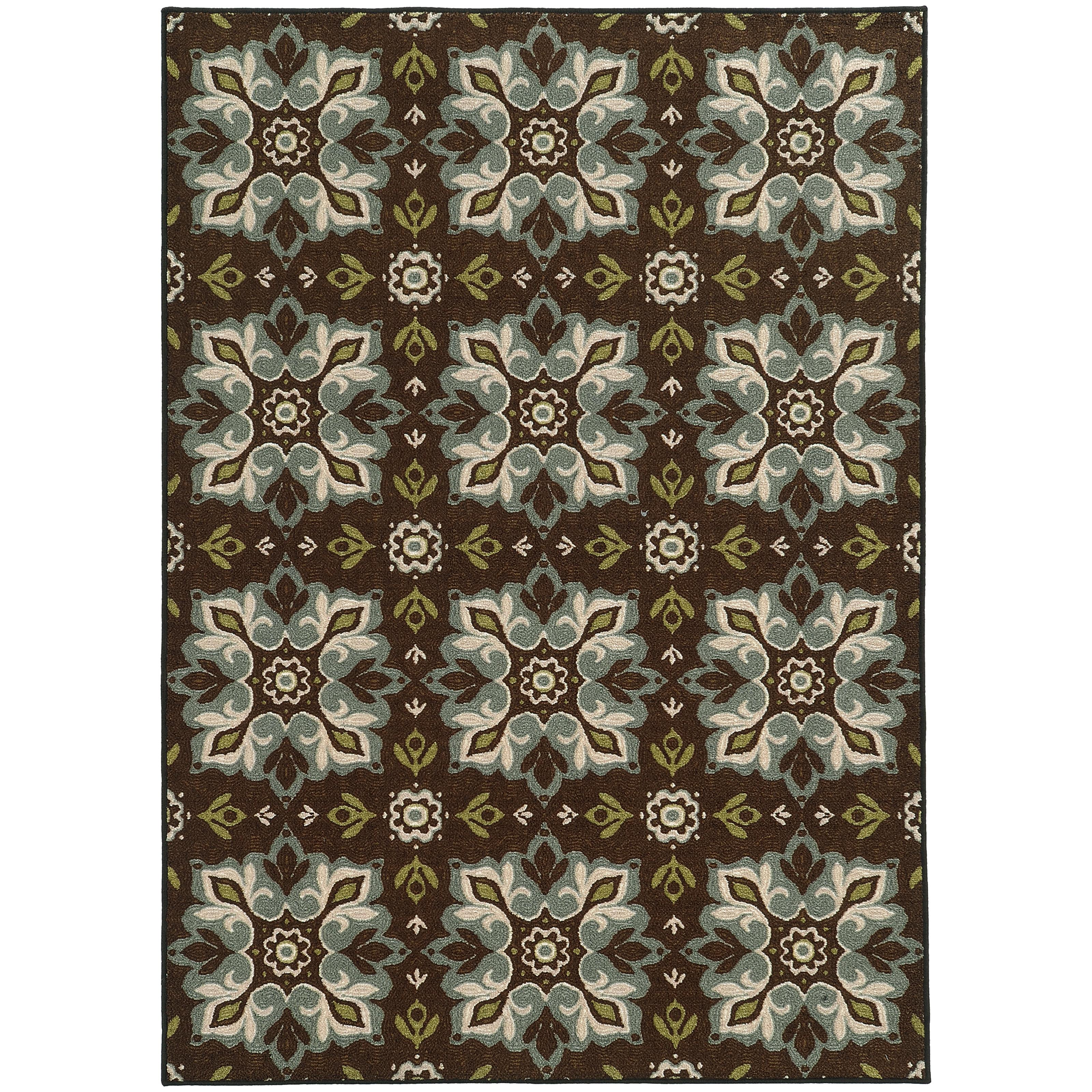 """Oriental Weavers Arabella 2' 2"""" X  3' 9"""" Rug - Item Number: A15837066115ST"""