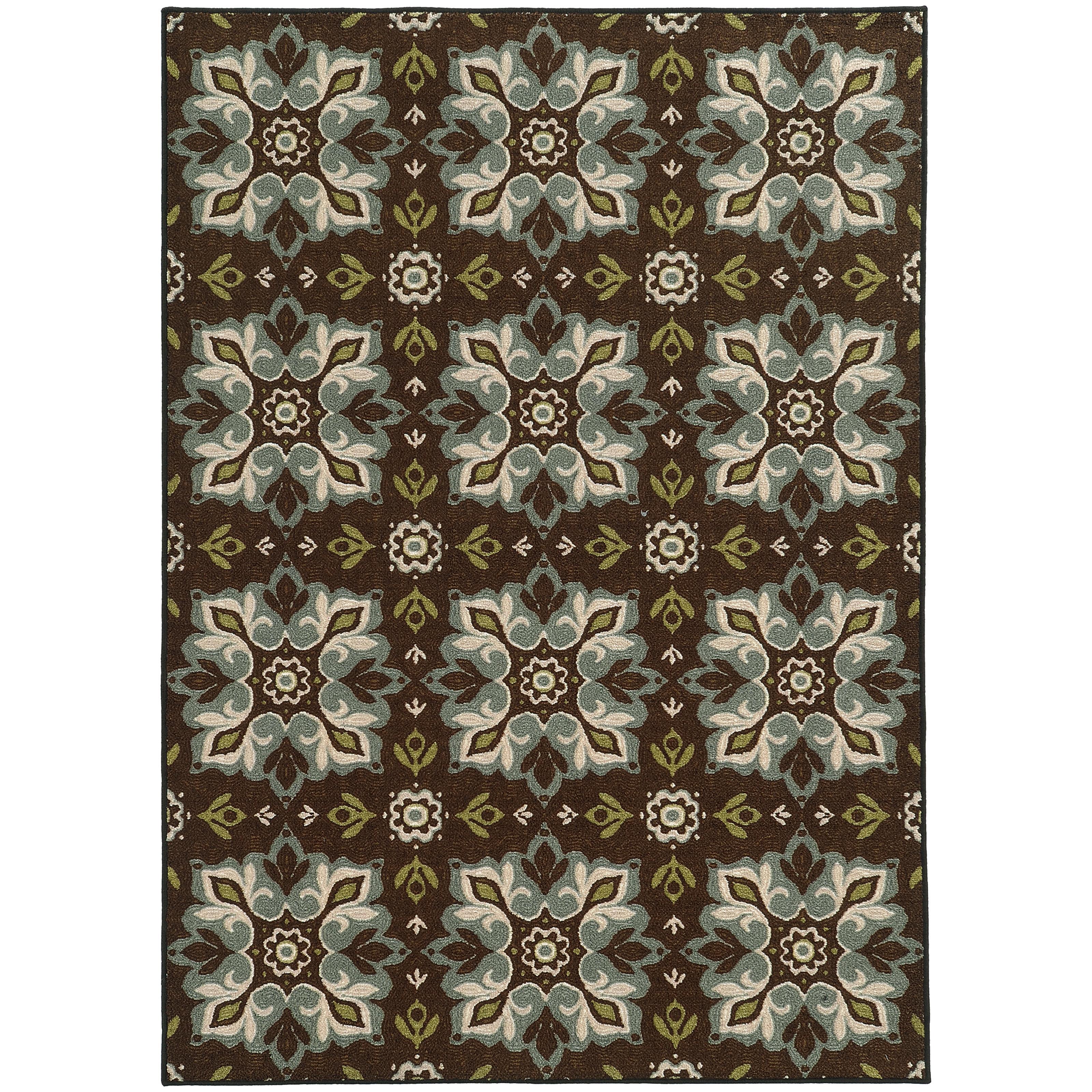 """Oriental Weavers Arabella 3' 3"""" X  5' 5"""" Rug - Item Number: A15837100165ST"""