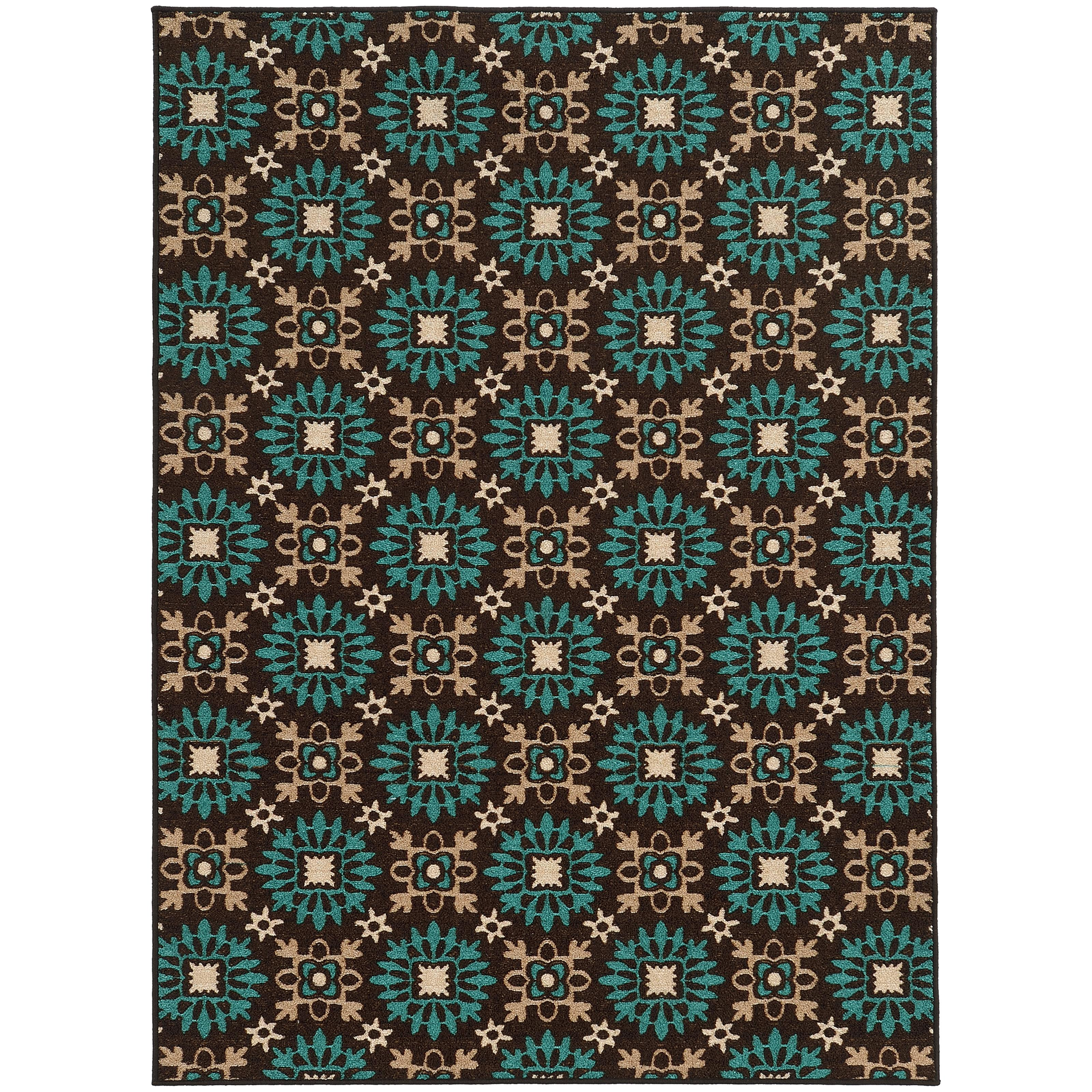 "Oriental Weavers Arabella 5' 3"" X  7' 3"" Rug - Item Number: A15862160220ST"