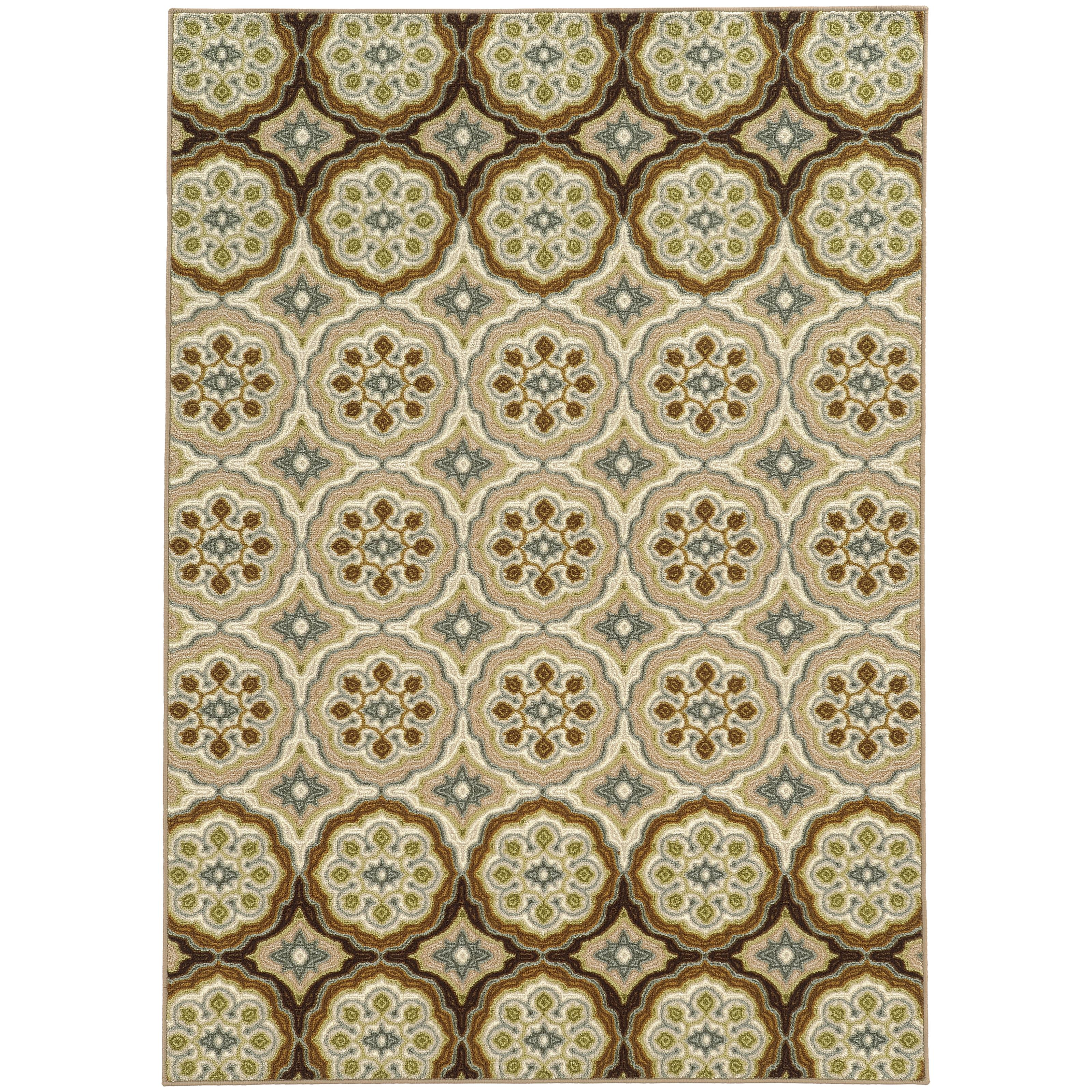 "Oriental Weavers Arabella 3' 3"" X  5' 5"" Rug - Item Number: A15868100165ST"