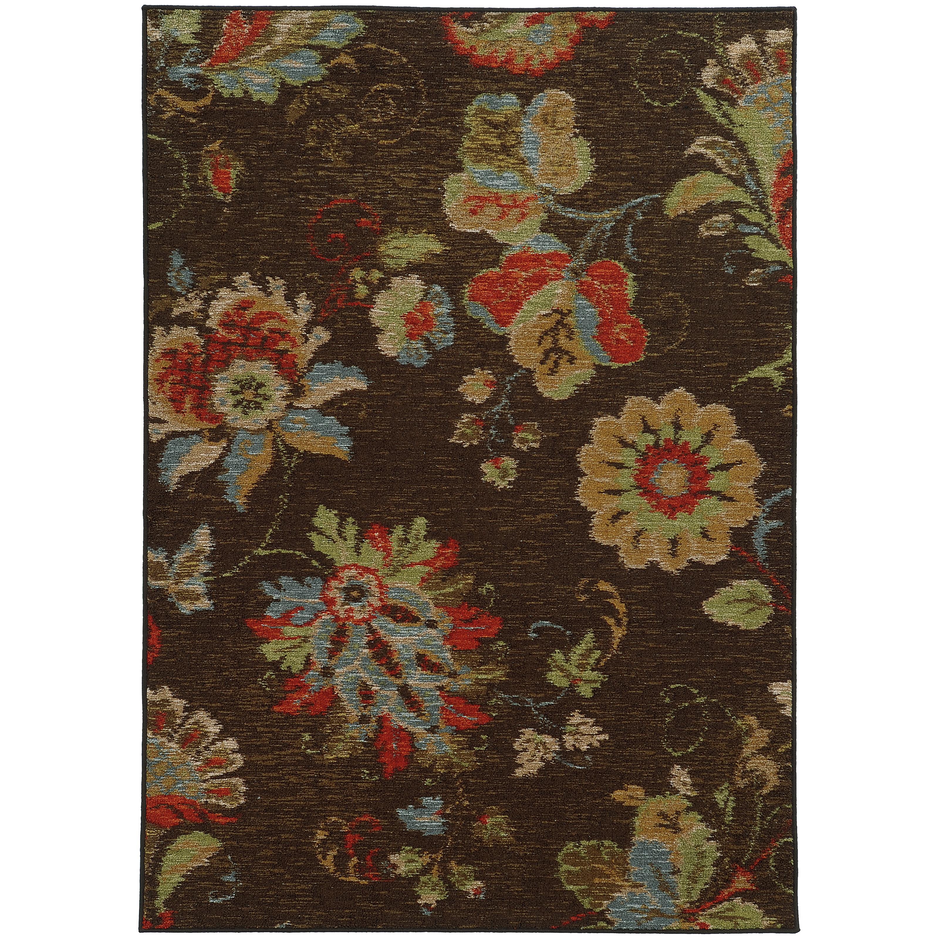 """Oriental Weavers Arabella 5' 3"""" X  7' 3"""" Rug - Item Number: A41908160220ST"""