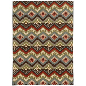 "Oriental Weavers Arabella 7'10"" X 10' 0"" Rectangle Area Rug"
