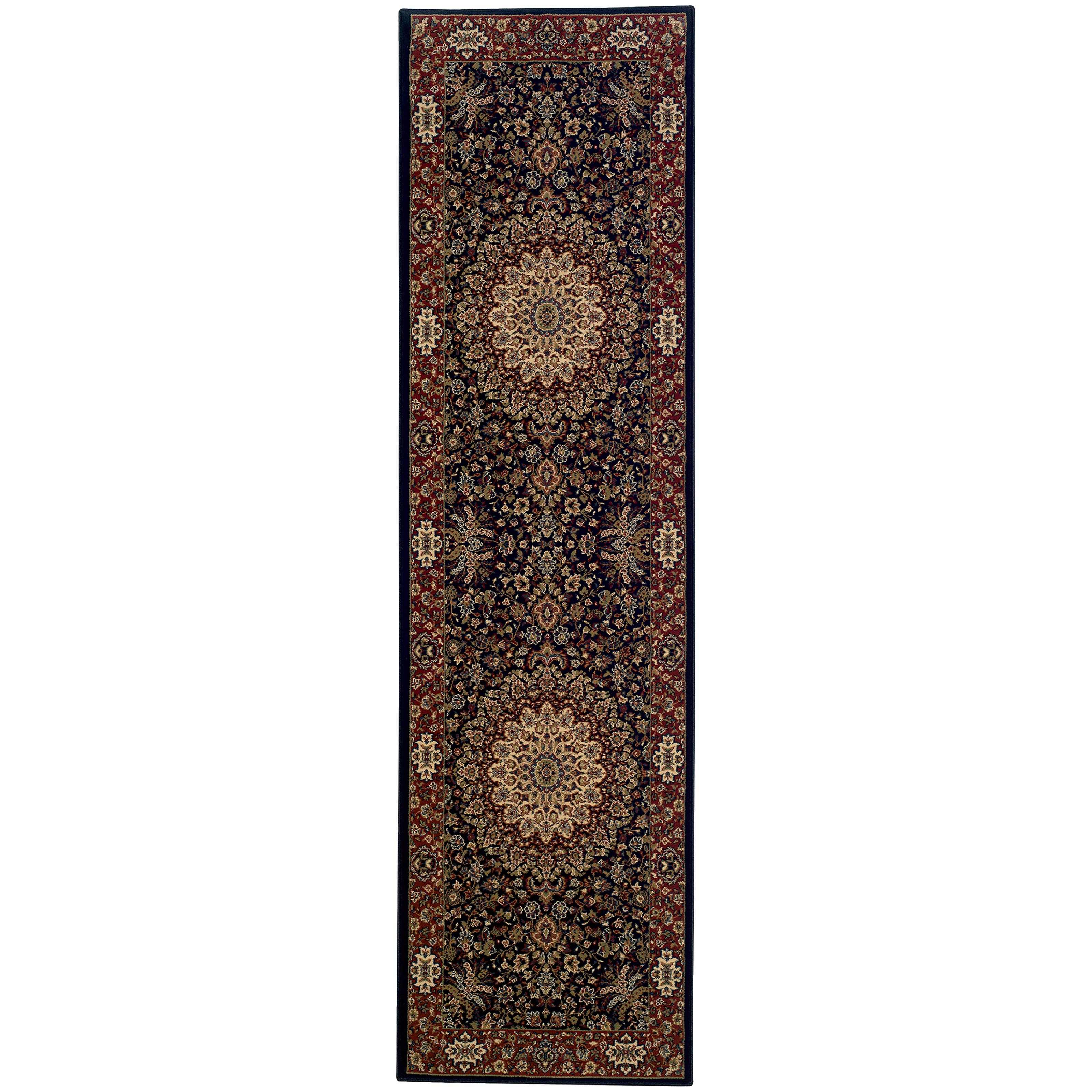 "Oriental Weavers Ariana 2' 3"" X  7' 9"" Rug - Item Number: A095B3068235ST"