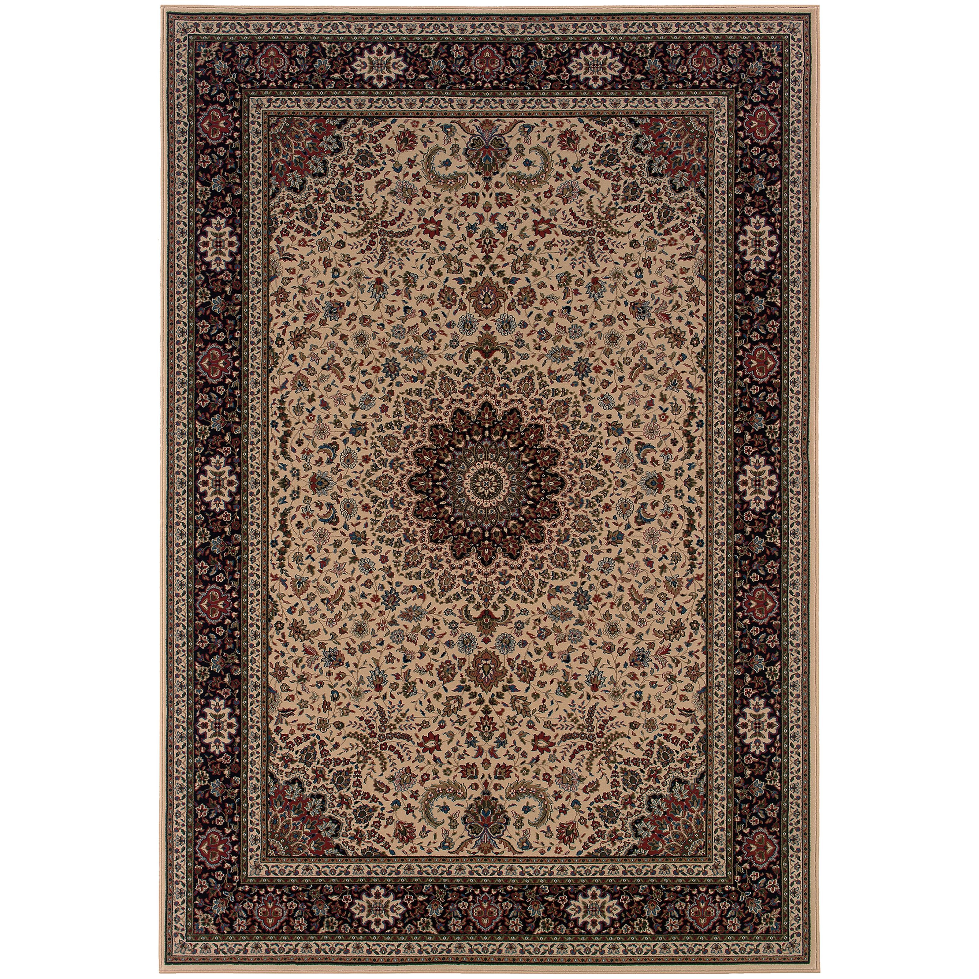 "Oriental Weavers Ariana 6' 7"" X  9' 6"" Rug - Item Number: A095I8200285ST"