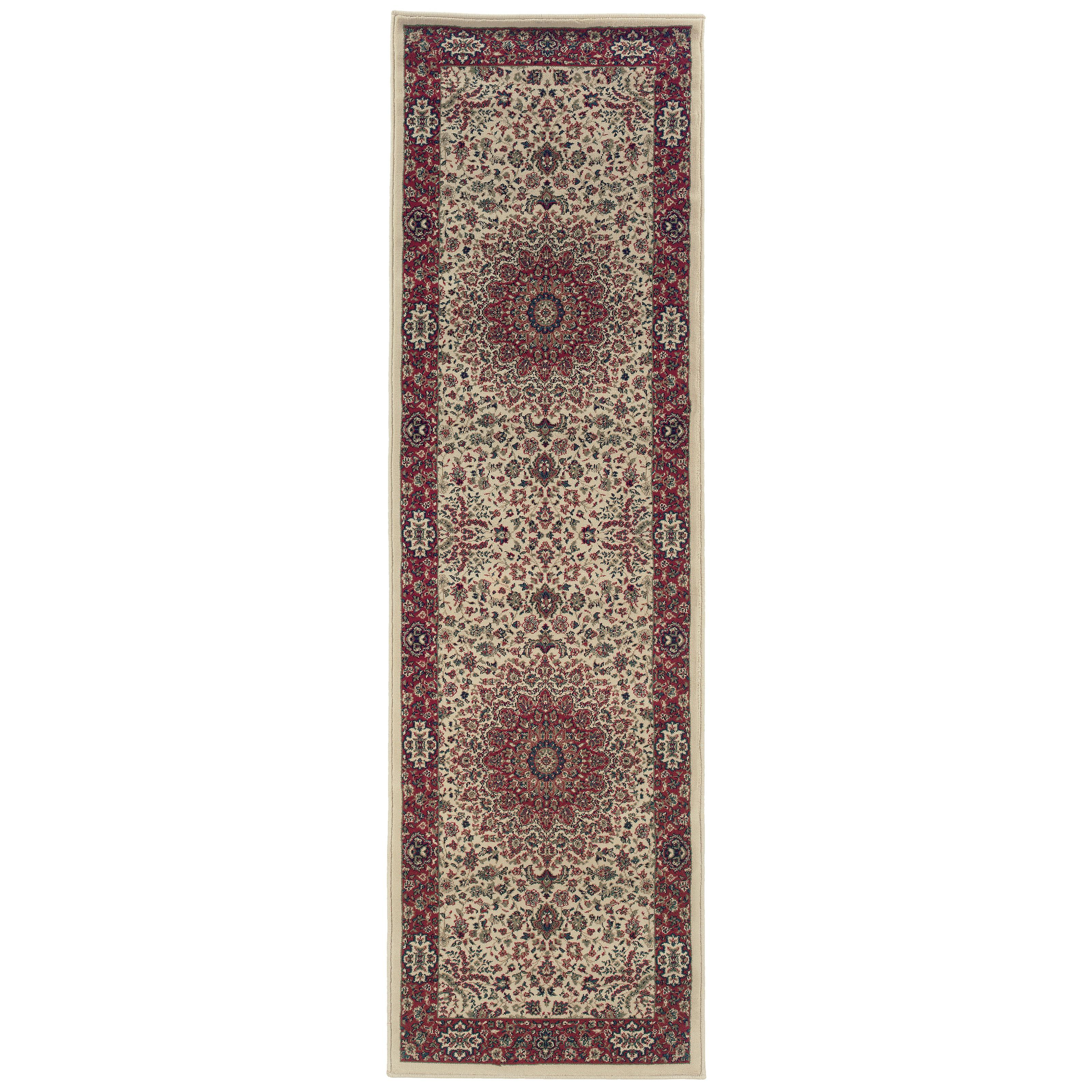 "Oriental Weavers Ariana 2' 3"" X  7' 9"" Rug - Item Number: A095J3068235ST"
