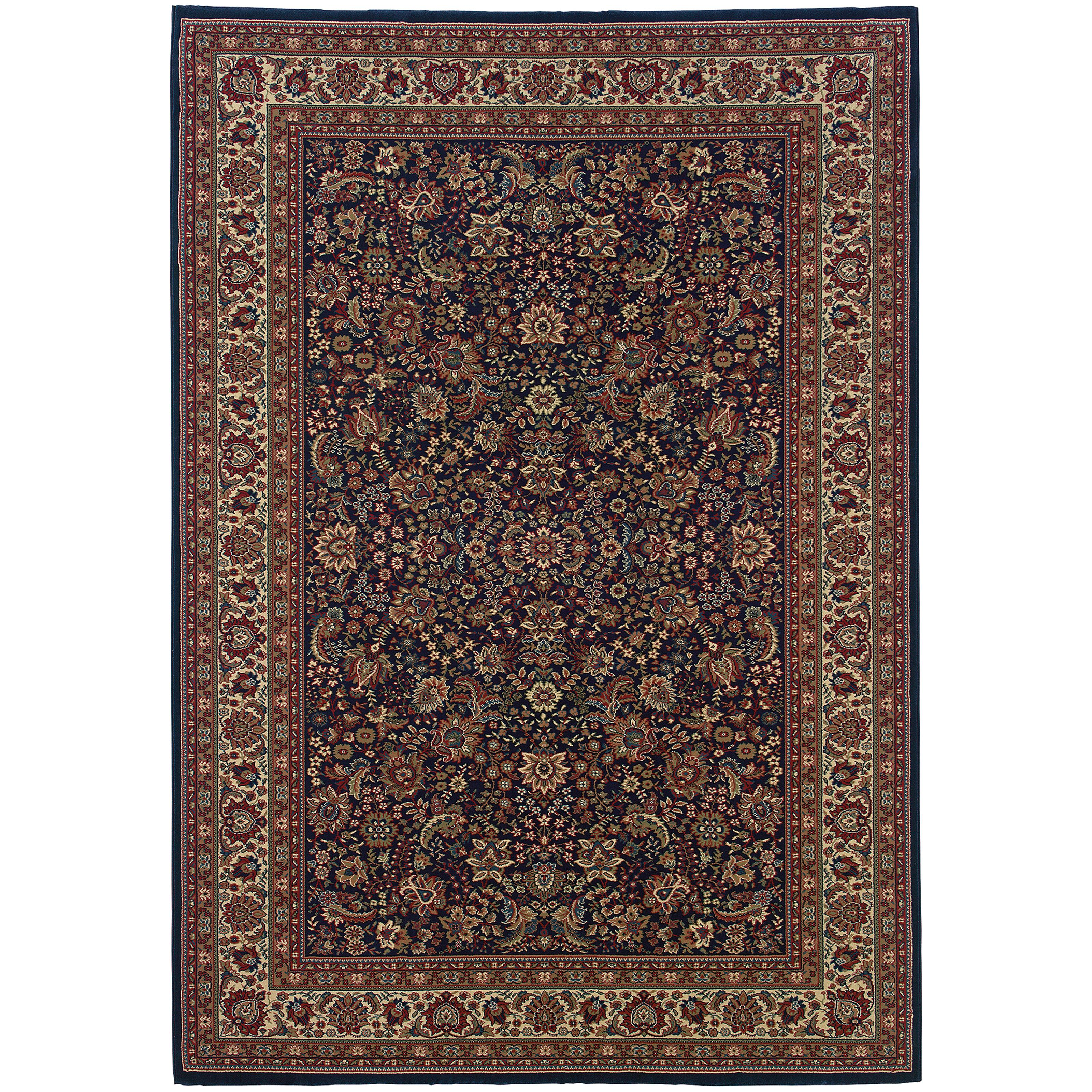 Oriental Weavers Ariana 4' X  6' Rug - Item Number: A113B2120180ST