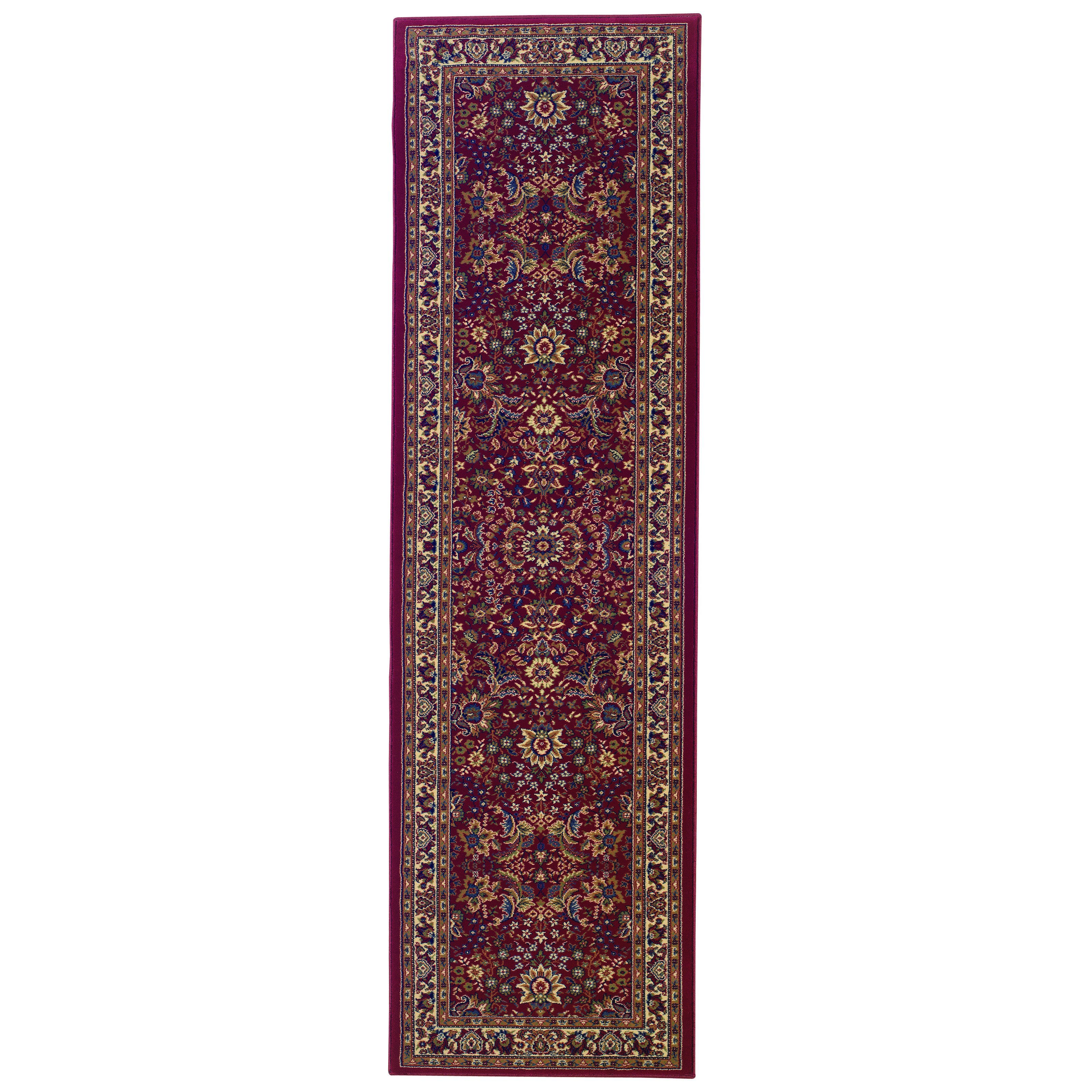 "Oriental Weavers Ariana 2' 7"" X  9' 4"" Rug - Item Number: A113R3080285ST"