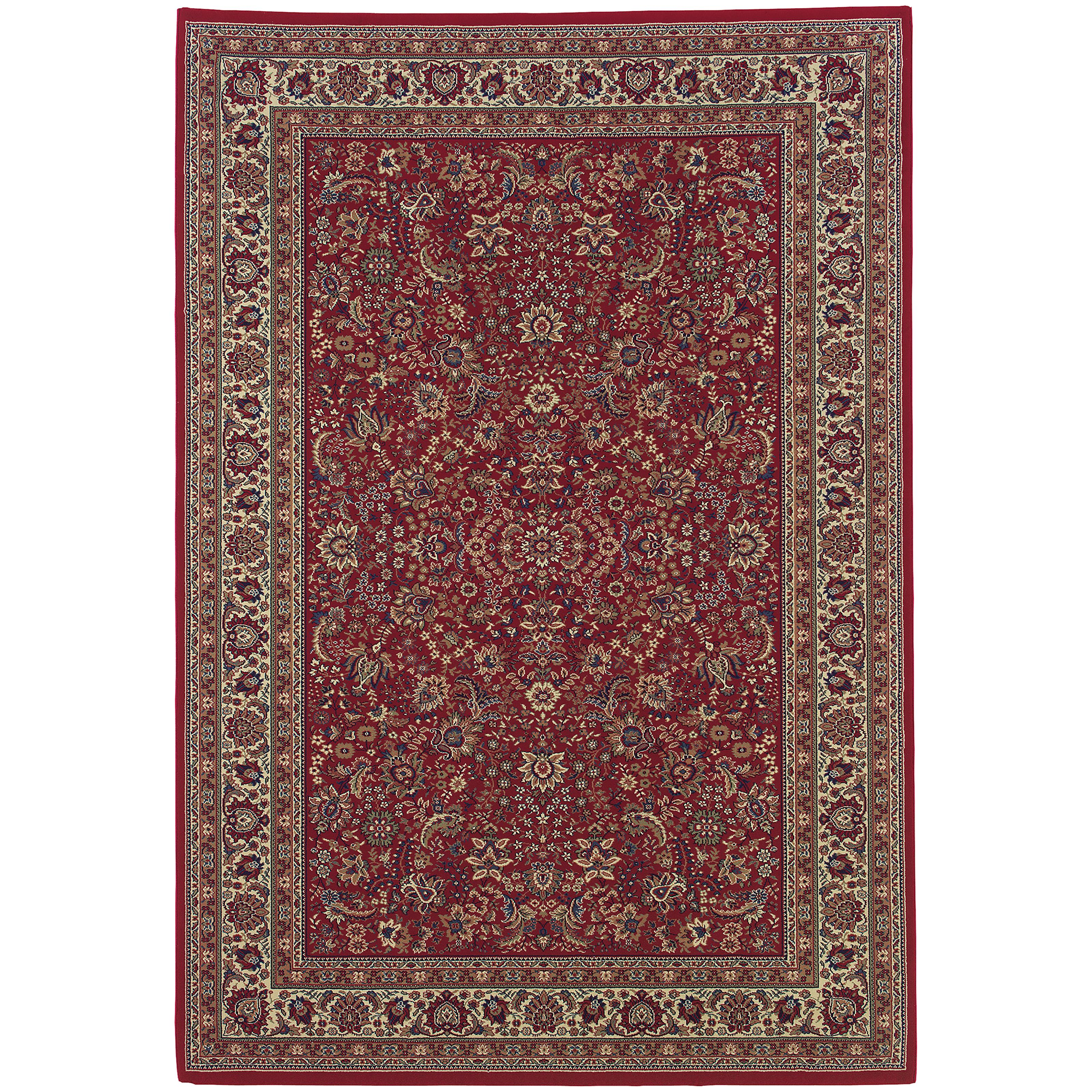 Oriental Weavers Ariana 4' X  6' Rug - Item Number: A113R3120180ST