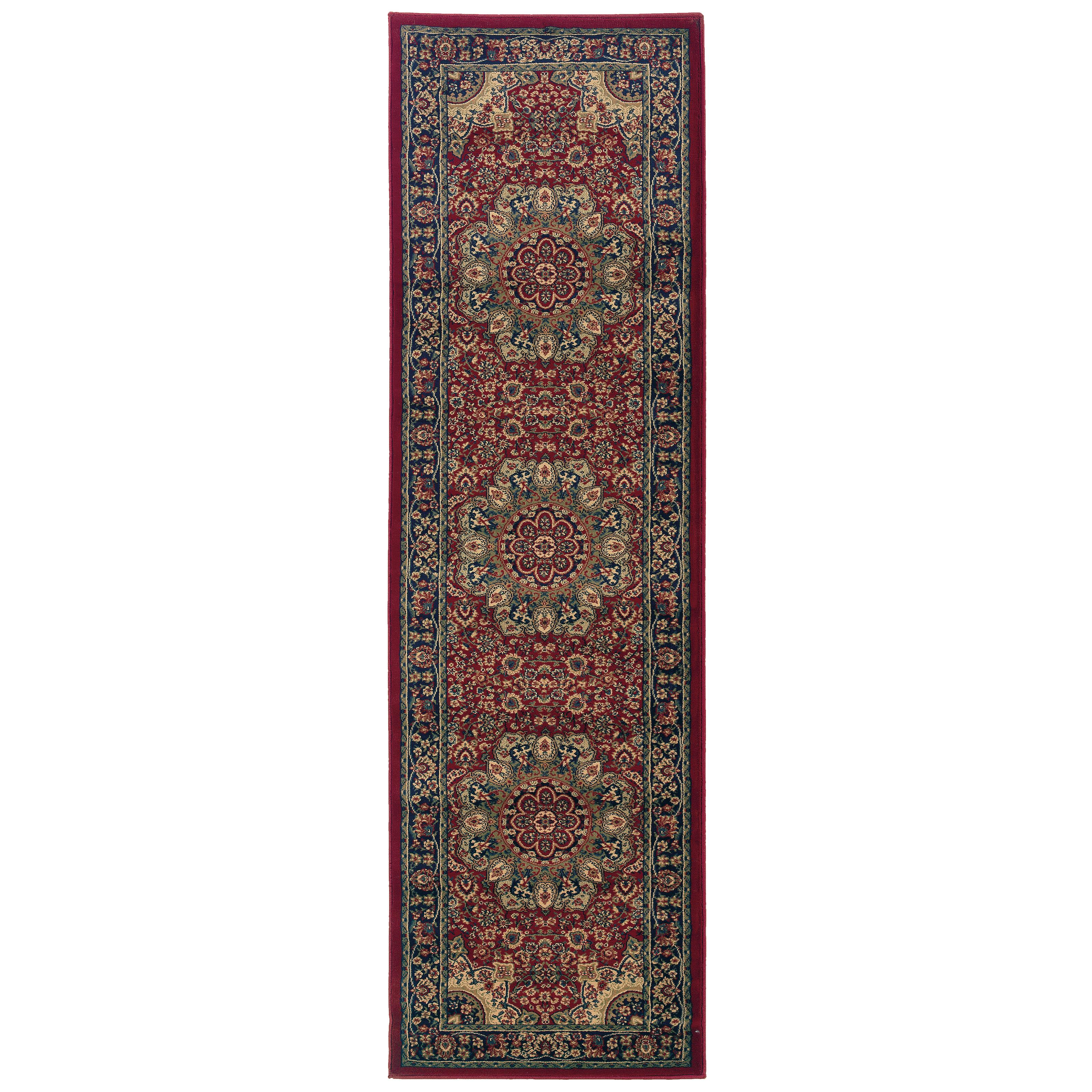 "Oriental Weavers Ariana 2' 7"" X  9' 4"" Rug - Item Number: A116R3080285ST"