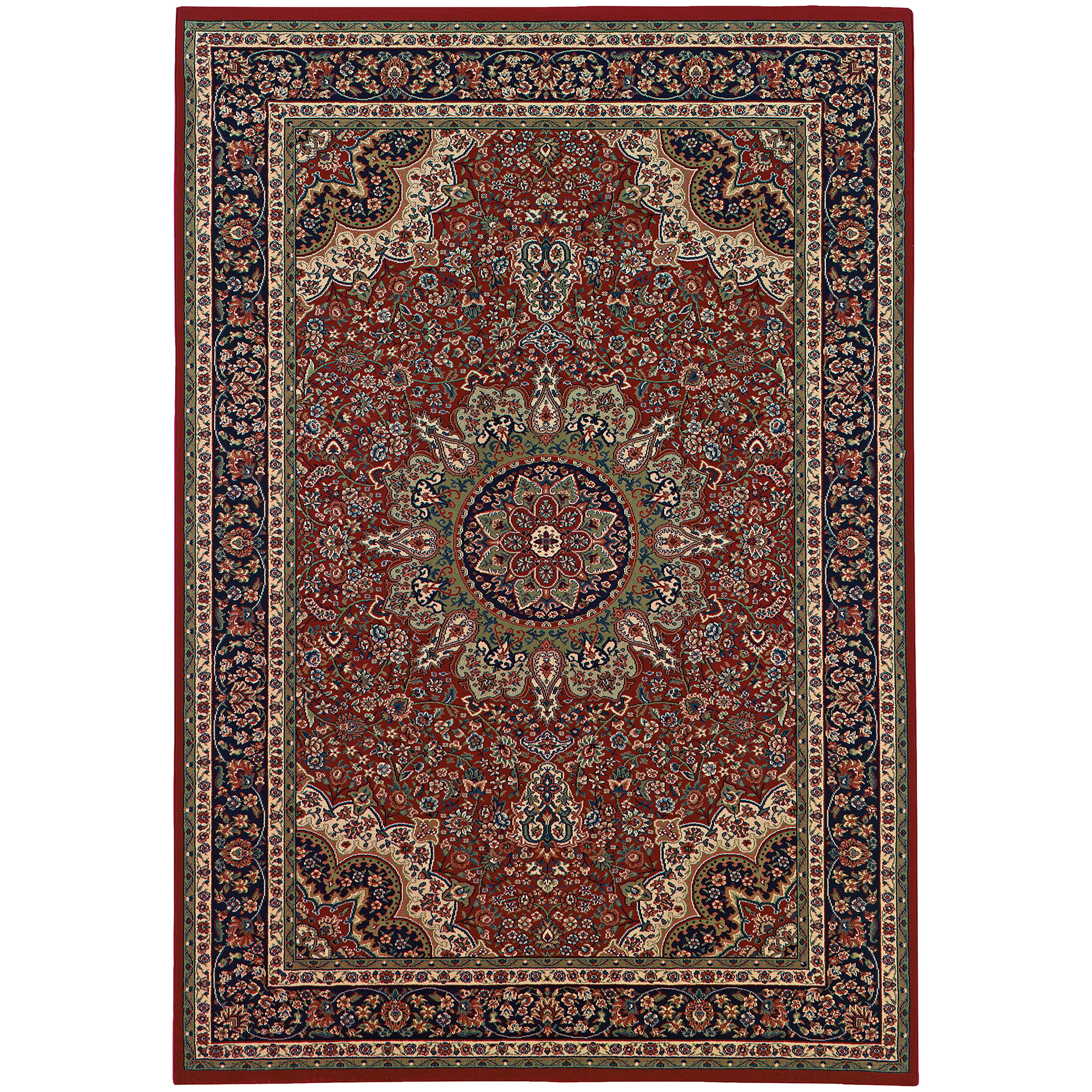 "Oriental Weavers Ariana 6' 7"" X  9' 6"" Rug - Item Number: A116R3200285ST"