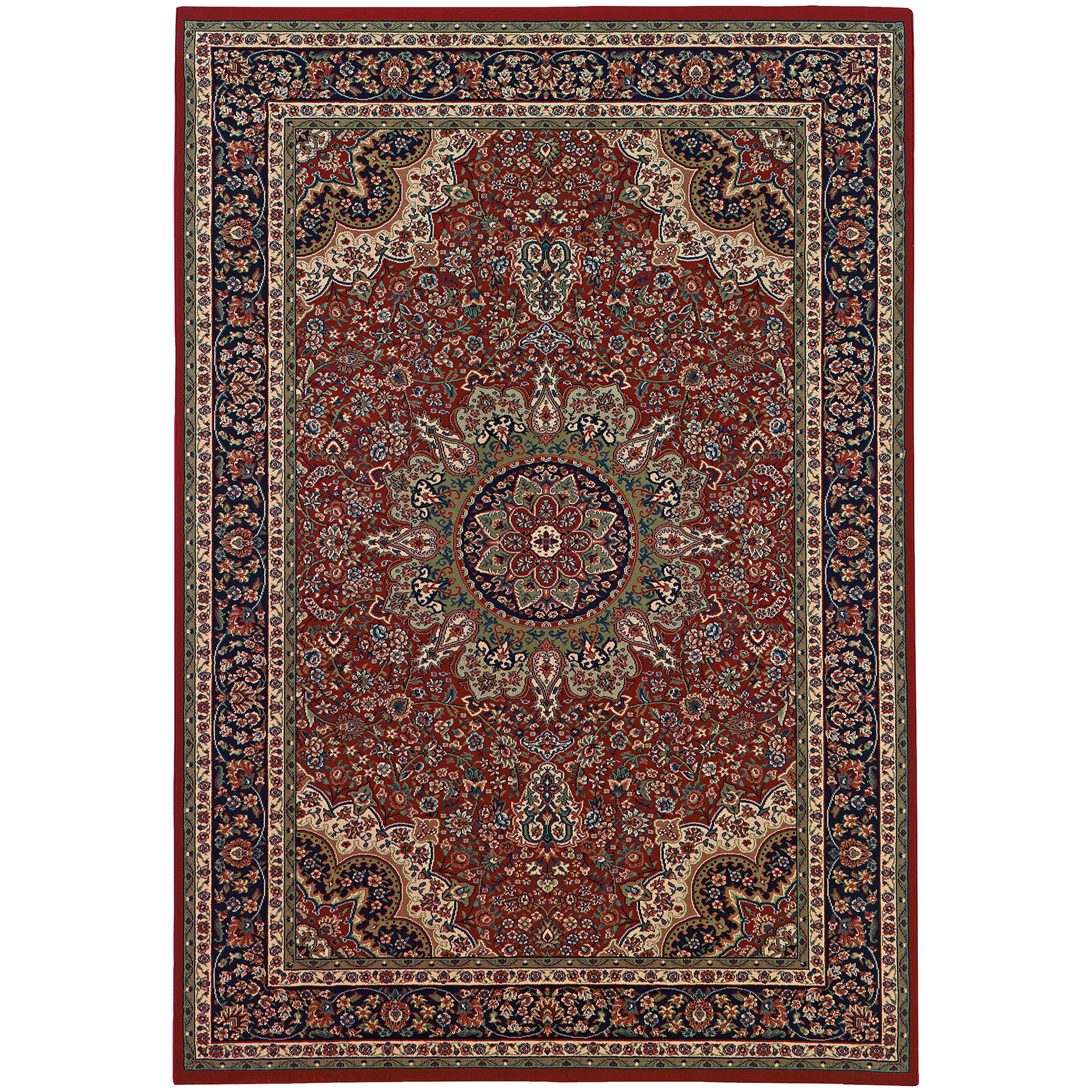 Oriental Weavers Ariana 8' Rug - Item Number: A116R3240240SQ