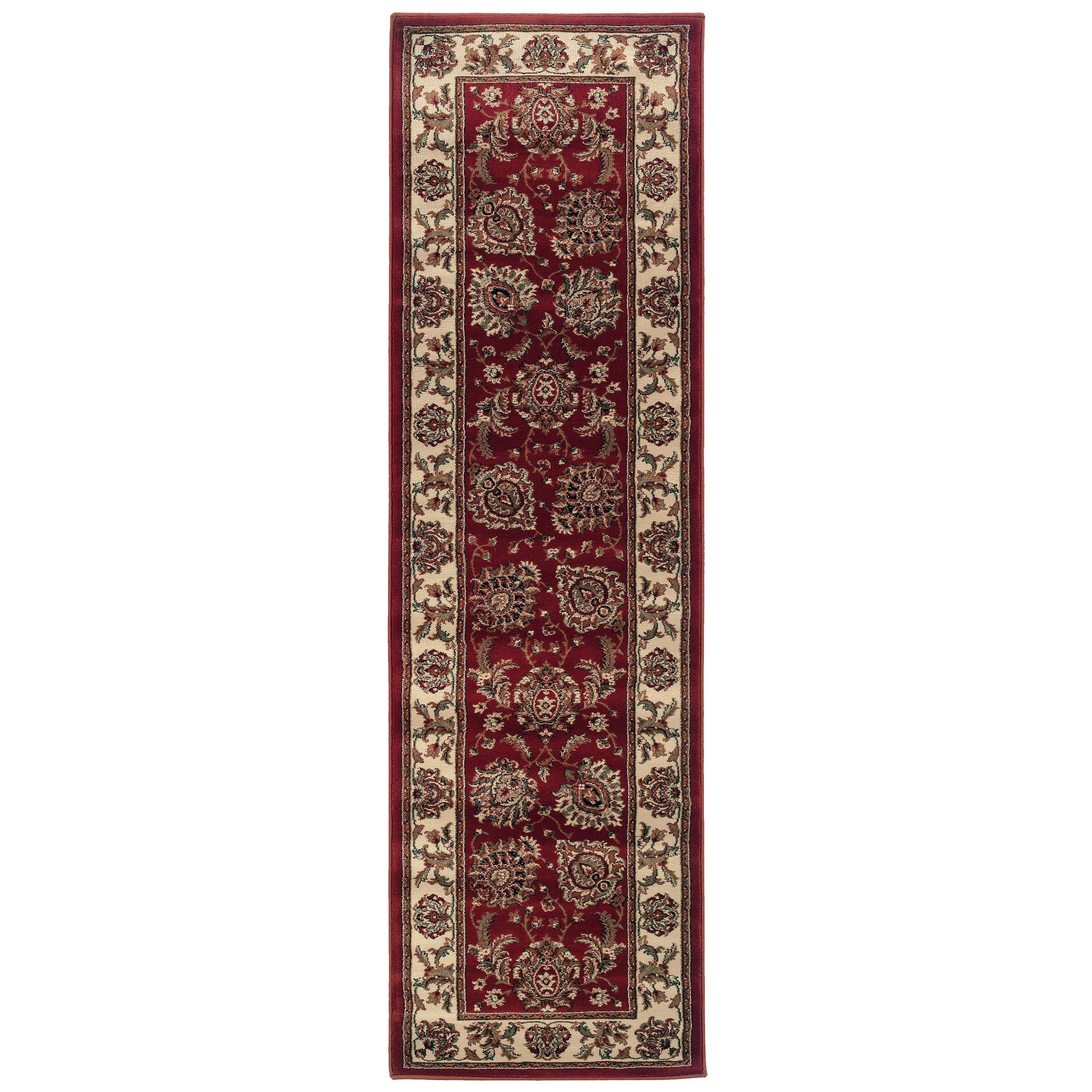 "Oriental Weavers Ariana 2' 7"" X  9' 4"" Rug - Item Number: A117C3080285ST"