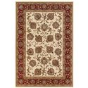 Oriental Weavers Ariana 4' X  6' Rug - Item Number: A117J3120180ST