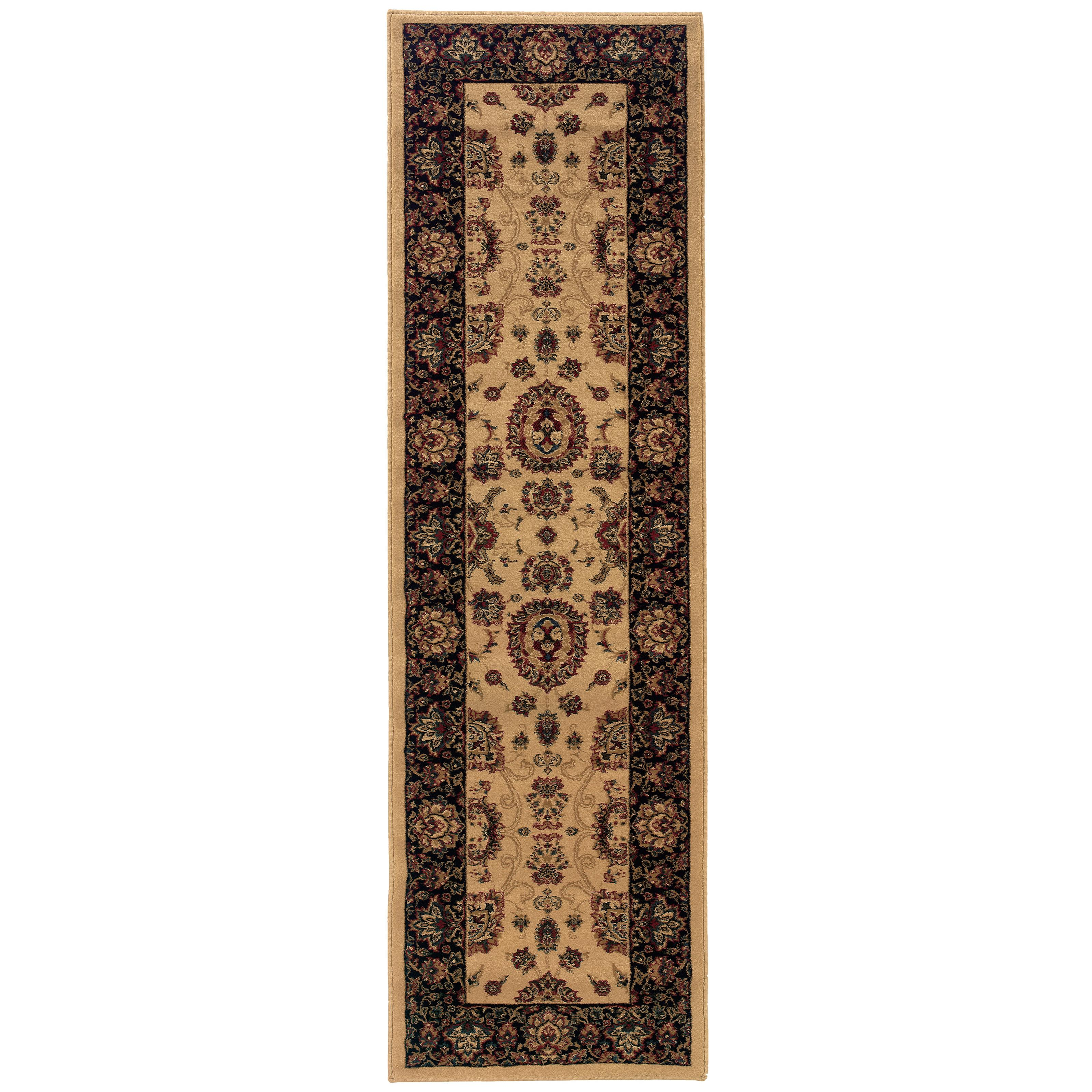 "Oriental Weavers Ariana 2' 3"" X  7' 9"" Rug - Item Number: A130-7068235ST"