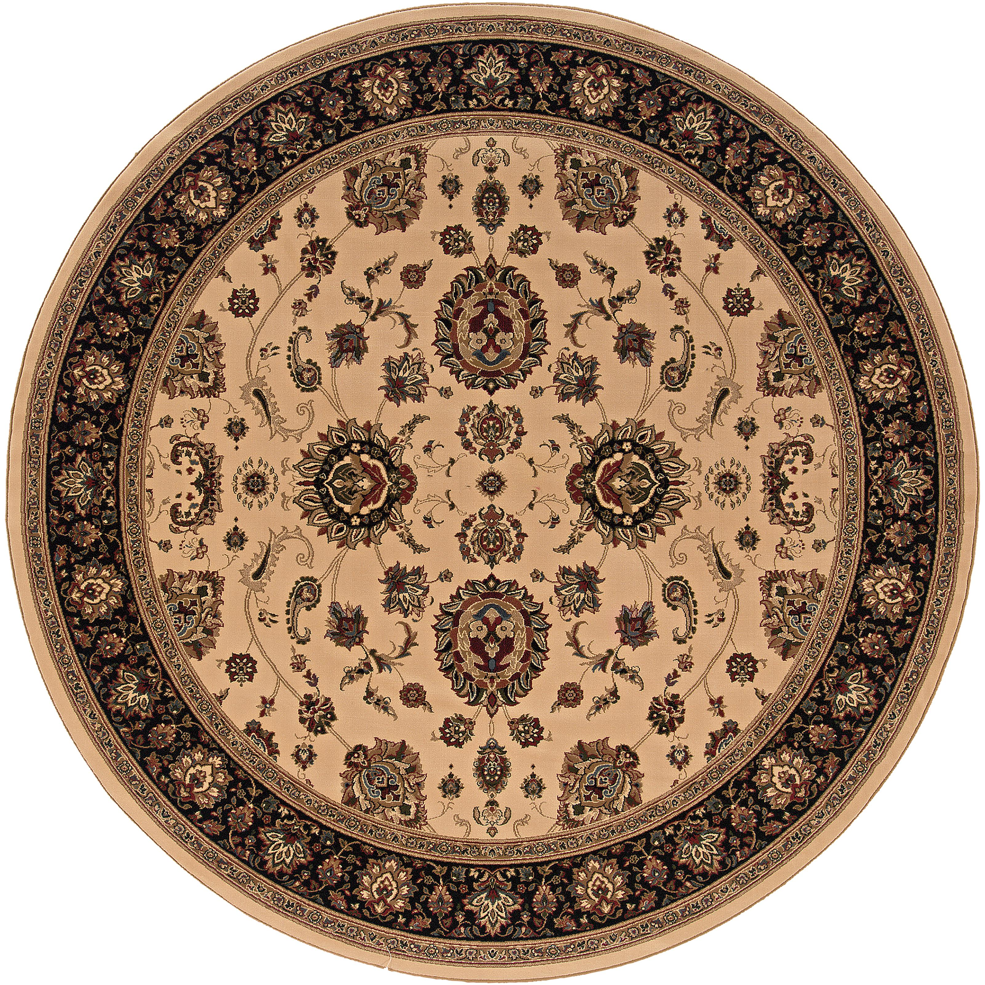 Oriental Weavers Ariana 6' Rug - Item Number: A130-7180180ST