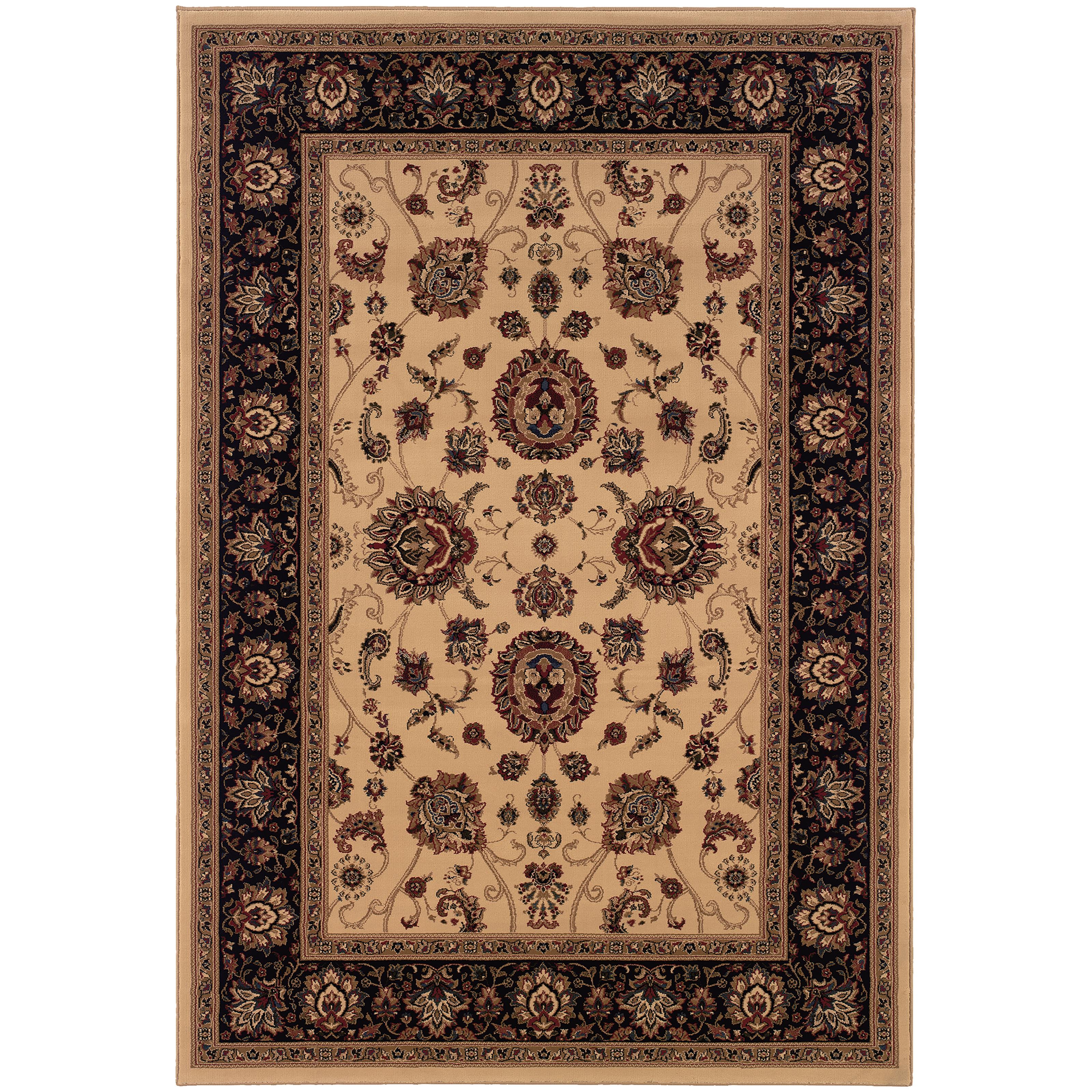 "Oriental Weavers Ariana 6' 7"" X  9' 6"" Rug - Item Number: A130-7200285ST"