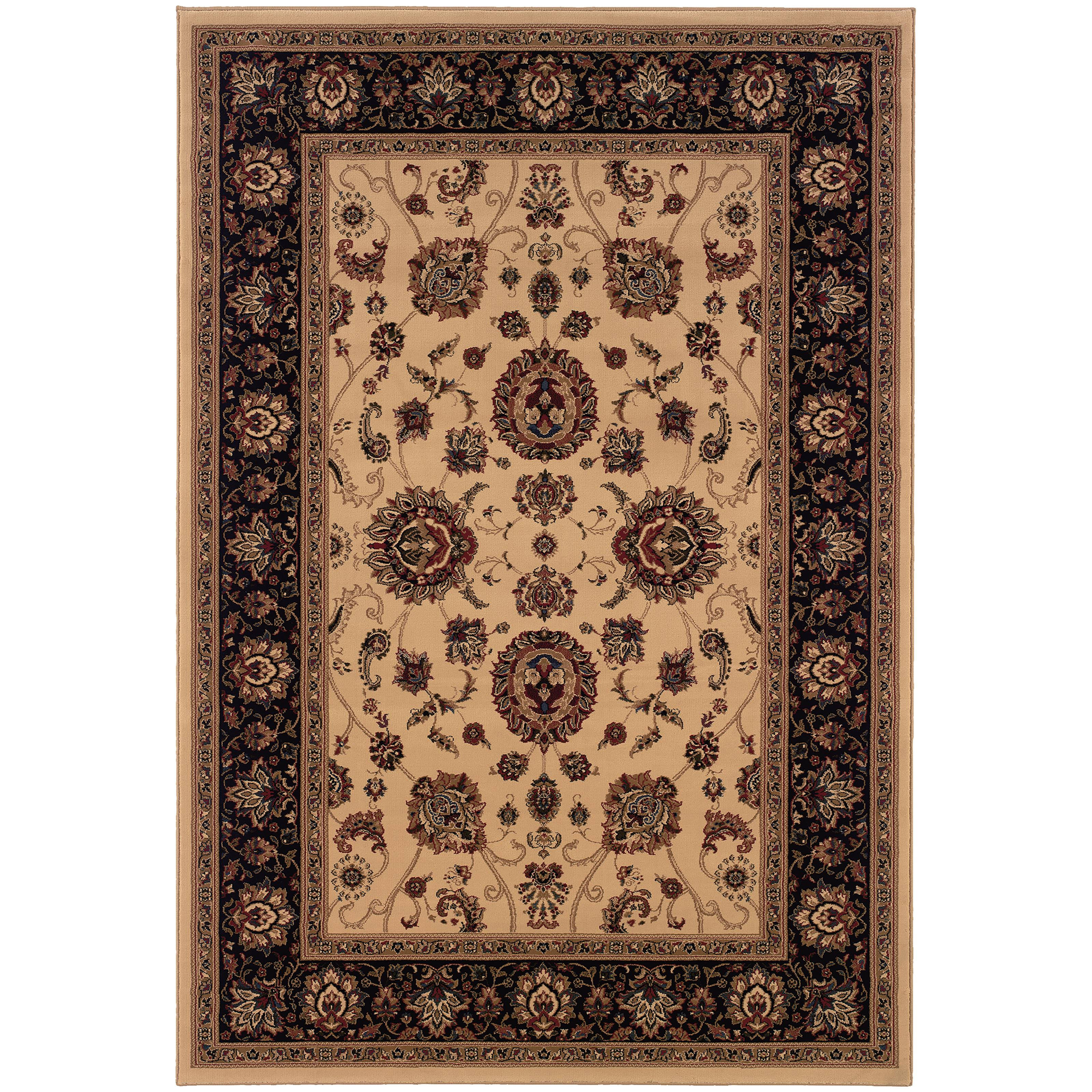 "Oriental Weavers Ariana 7'10"" X 11' Rug - Item Number: A130-7240330ST"