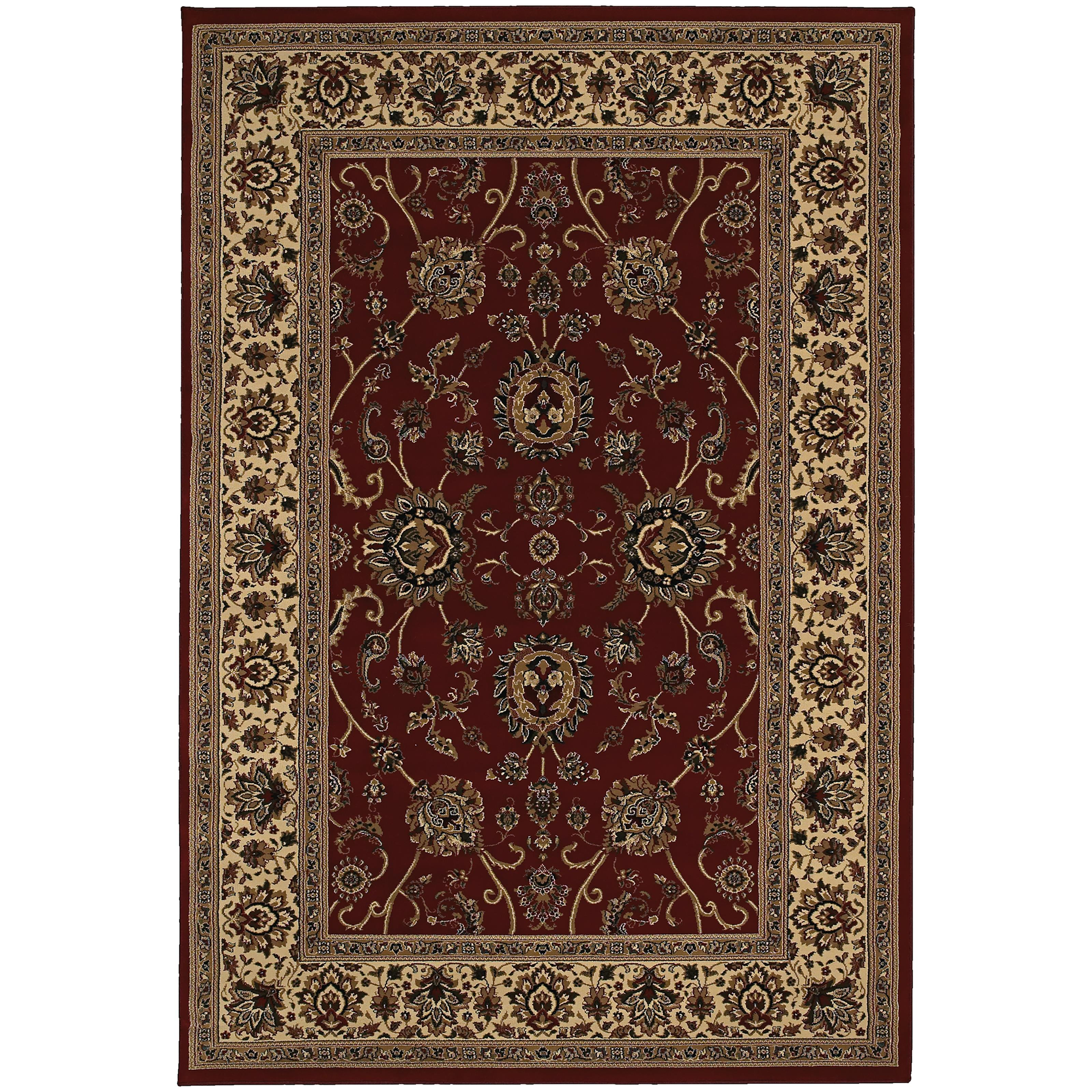 Oriental Weavers Ariana 4' X  6' Rug - Item Number: A130-8120180ST