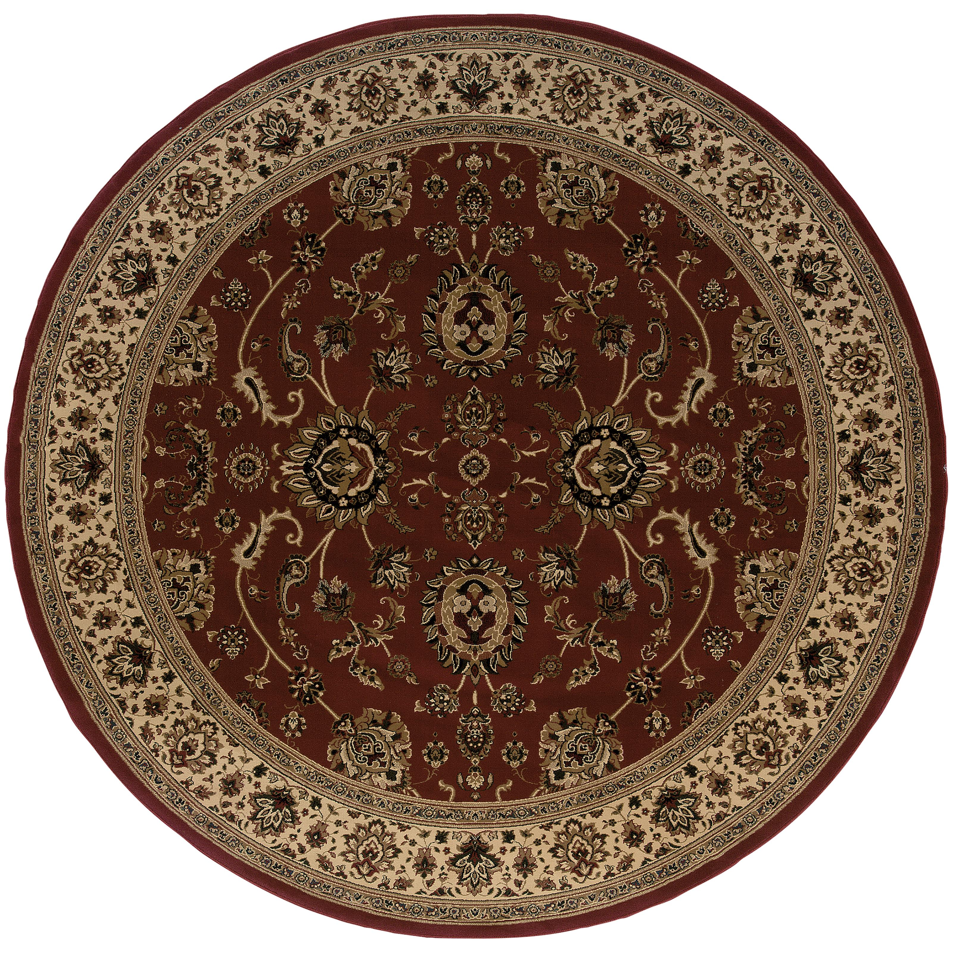 Oriental Weavers Ariana 6' Rug - Item Number: A130-8180180ST