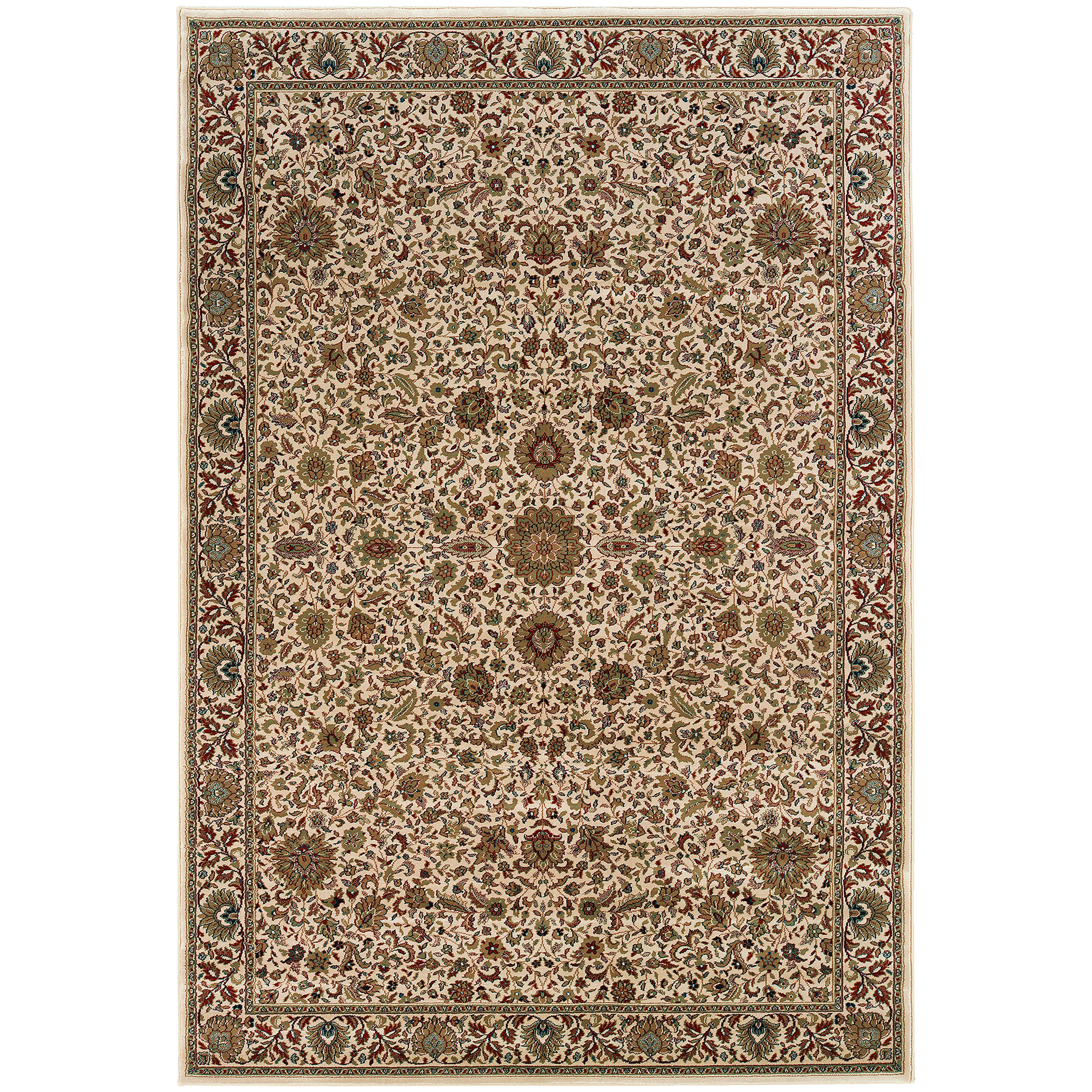 "Oriental Weavers Ariana 6' 7"" X  9' 6"" Rug - Item Number: A172W3200285ST"