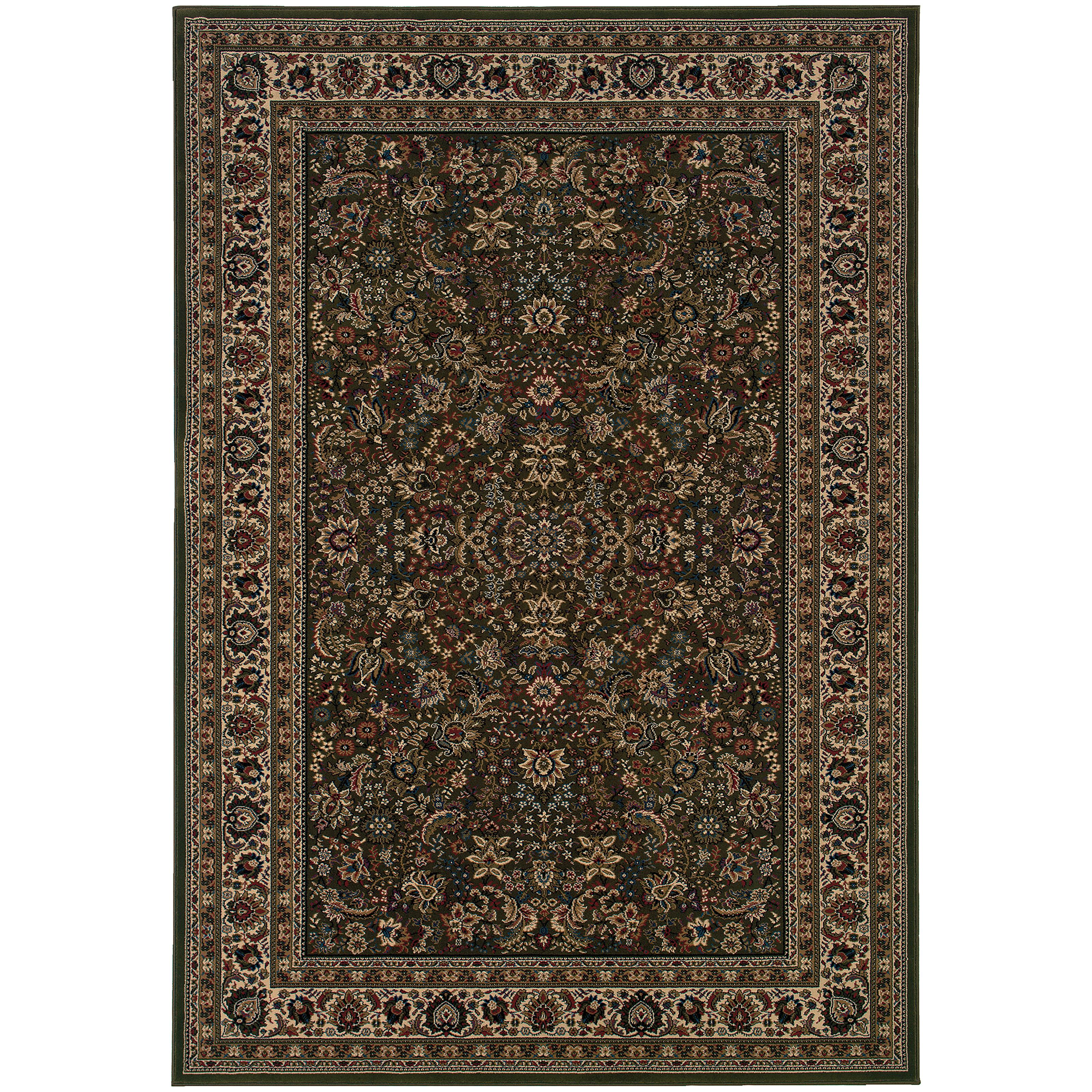 """Oriental Weavers Ariana 6' 7"""" X  9' 6"""" Rug - Item Number: A213G8200285ST"""