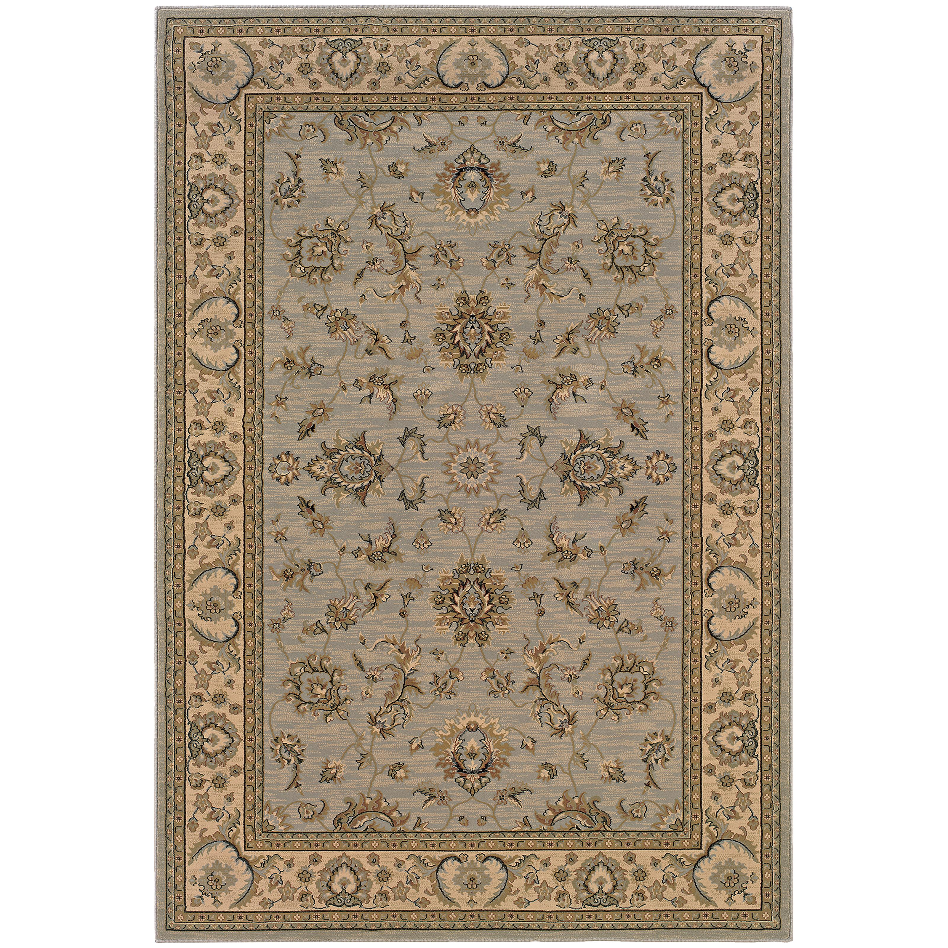 Oriental Weavers Ariana 4' X  6' Rug - Item Number: A2153B120180ST
