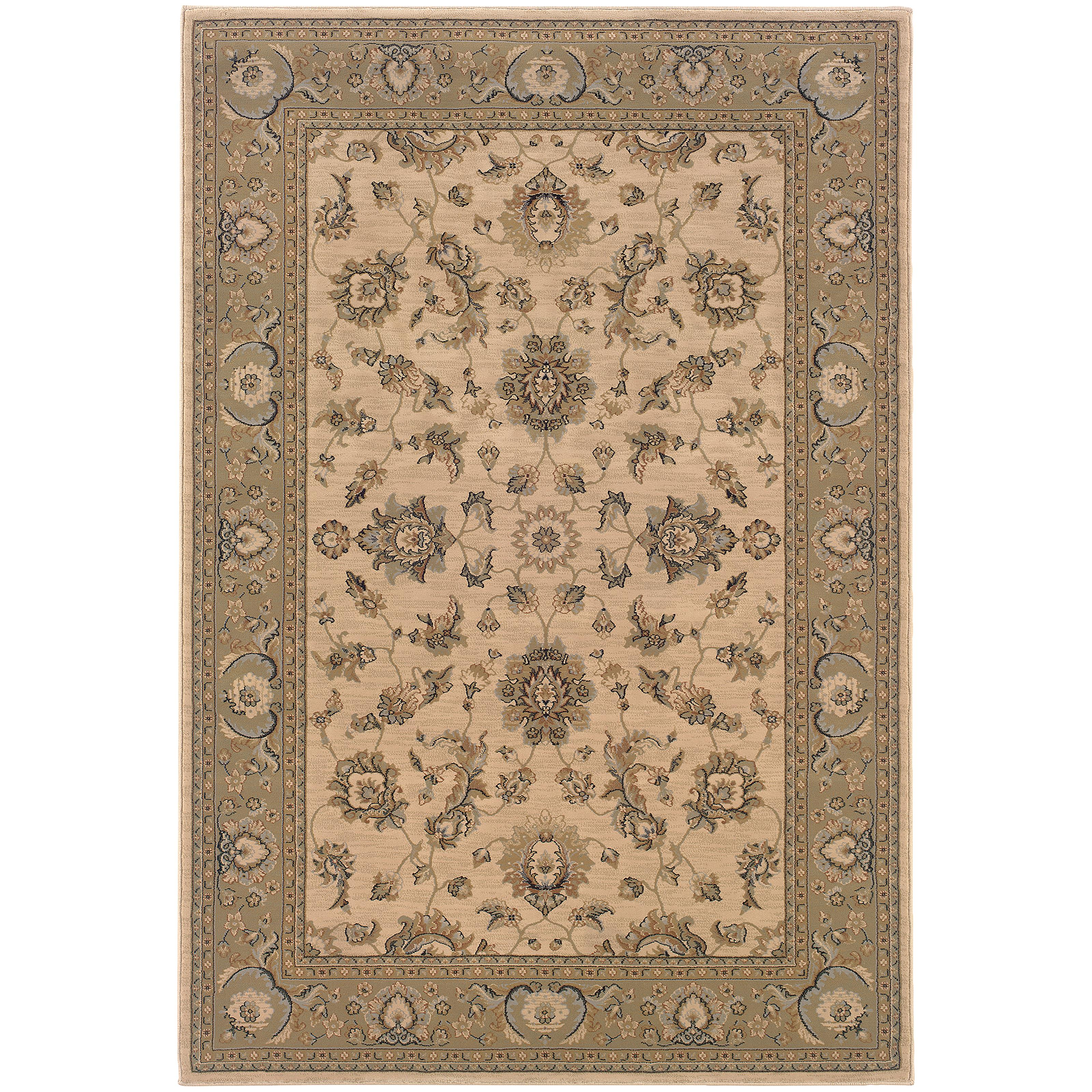 Oriental Weavers Ariana 4' X  6' Rug - Item Number: A2153C120180ST
