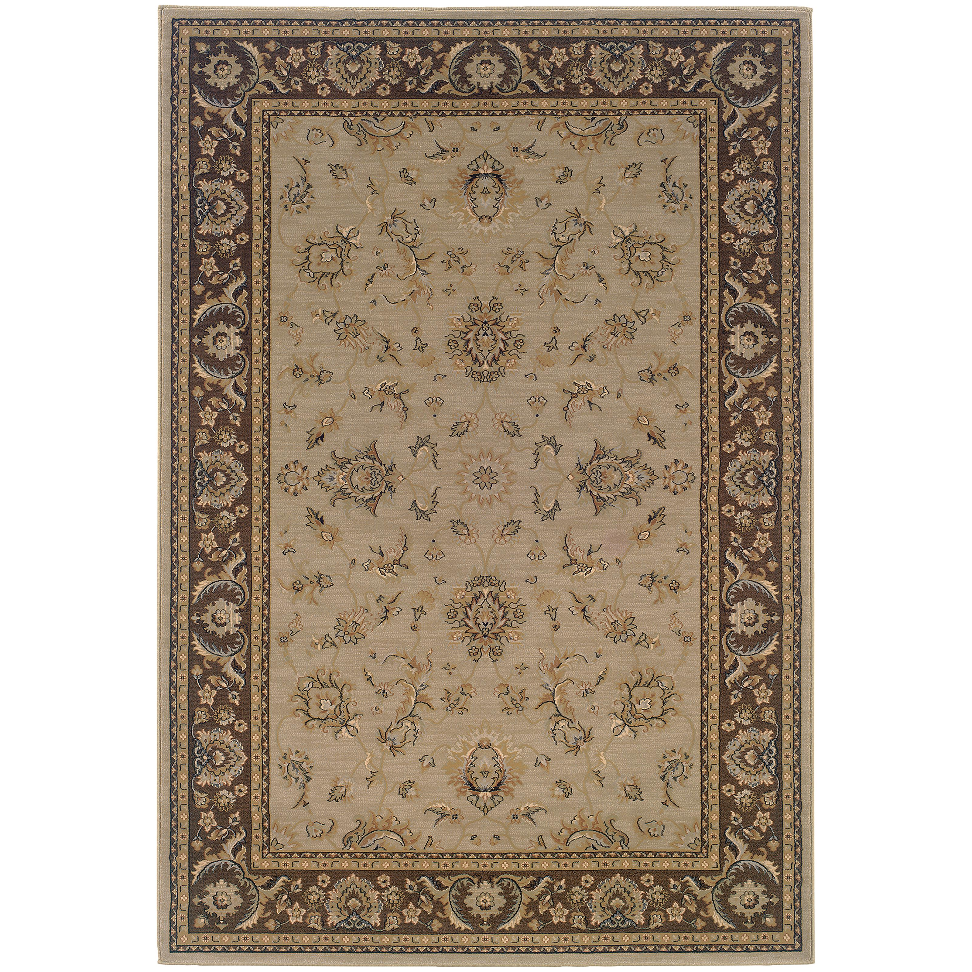 Oriental Weavers Ariana 4' X  6' Rug - Item Number: A2153D120180ST