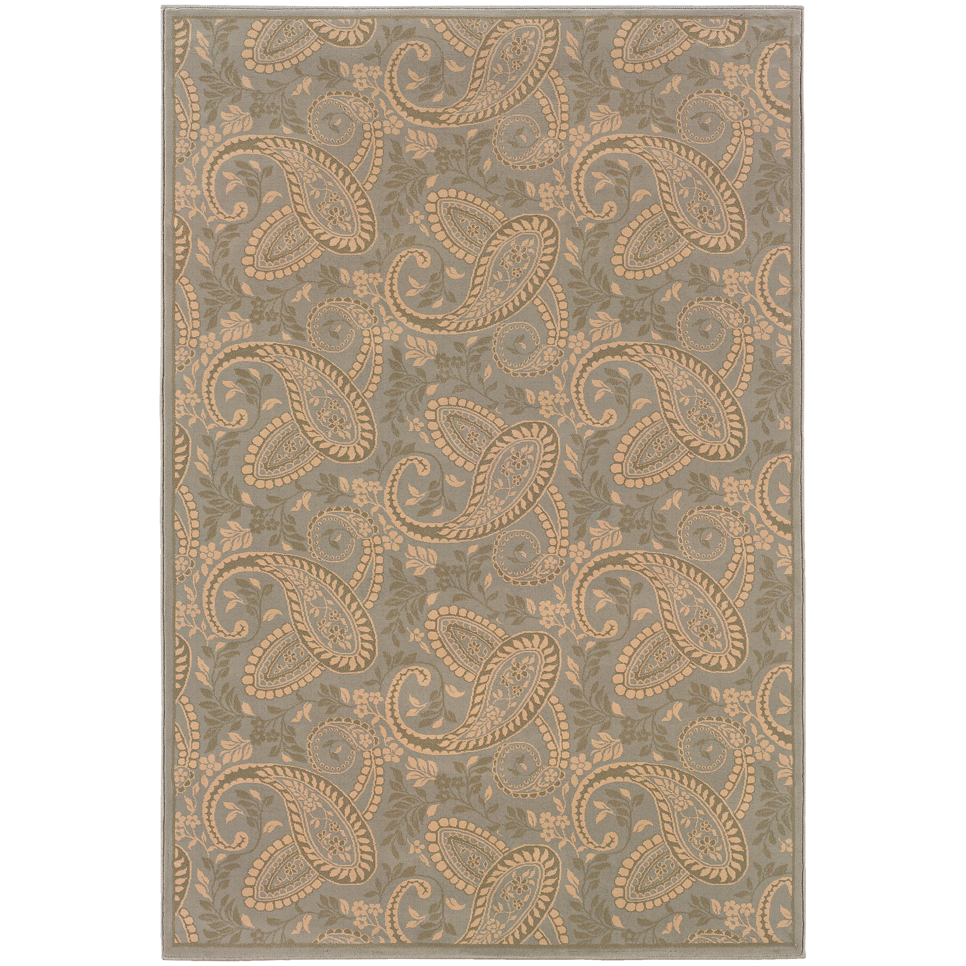 "Oriental Weavers Ariana 5' 3"" X  7' 9"" Rug - Item Number: A2284C160235ST"