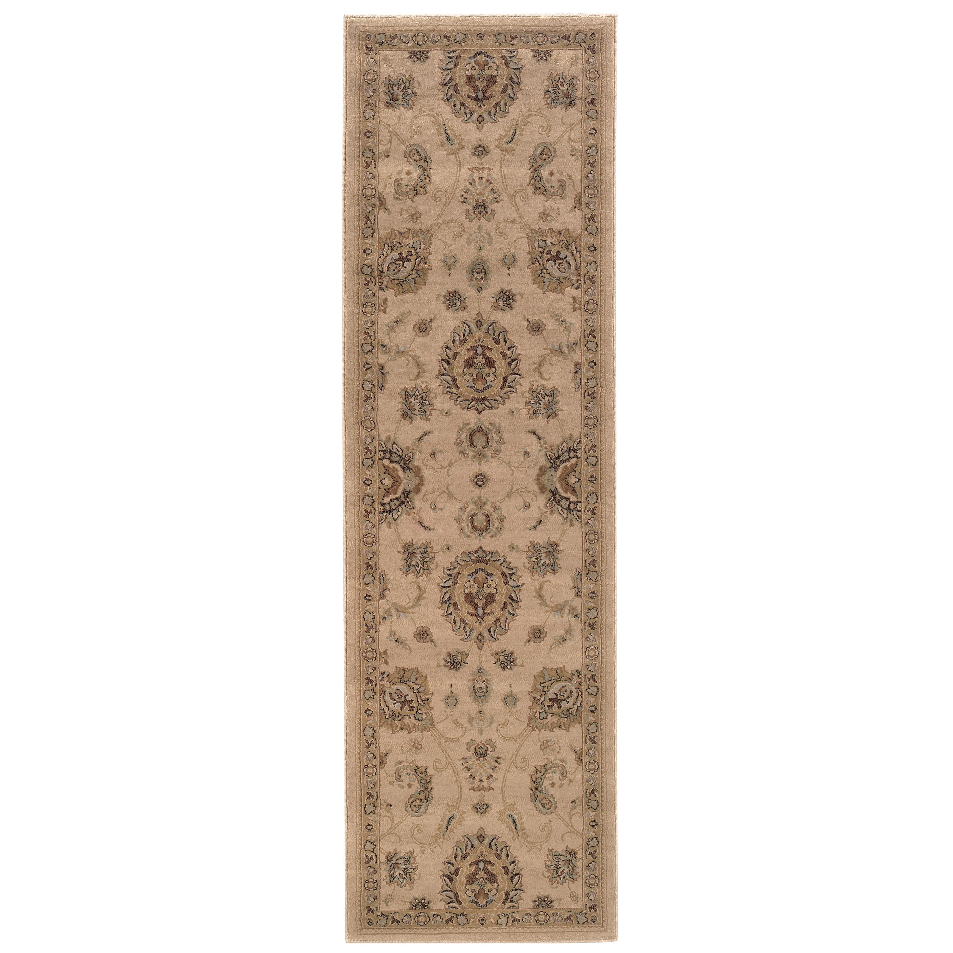 "Oriental Weavers Ariana 2' 3"" X  7' 9"" Rug - Item Number: A2302A068235ST"
