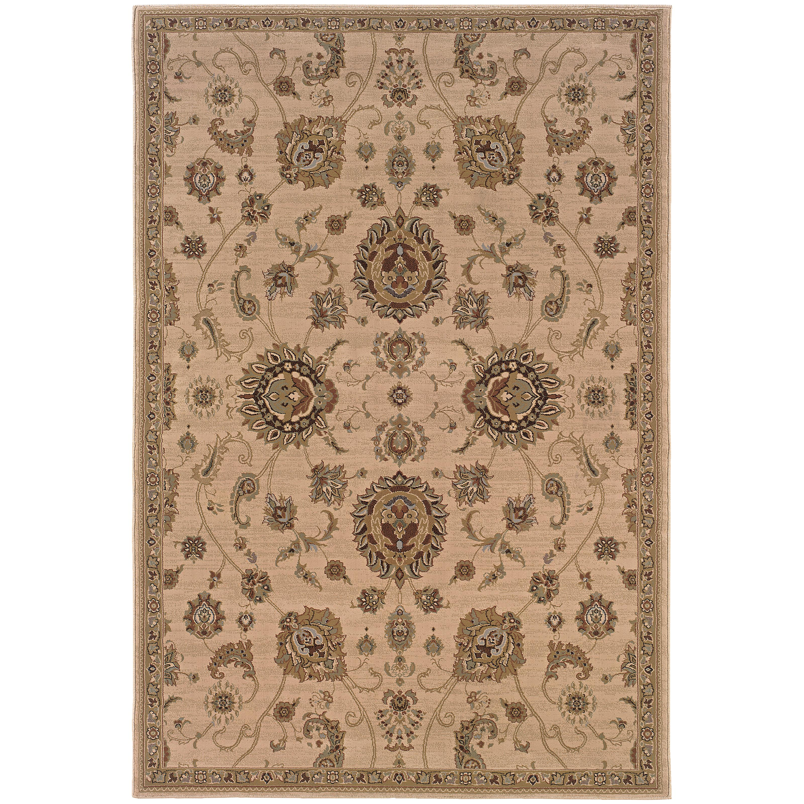 """Oriental Weavers Ariana 10' X 12' 7"""" Rug - Item Number: A2302A300390ST"""