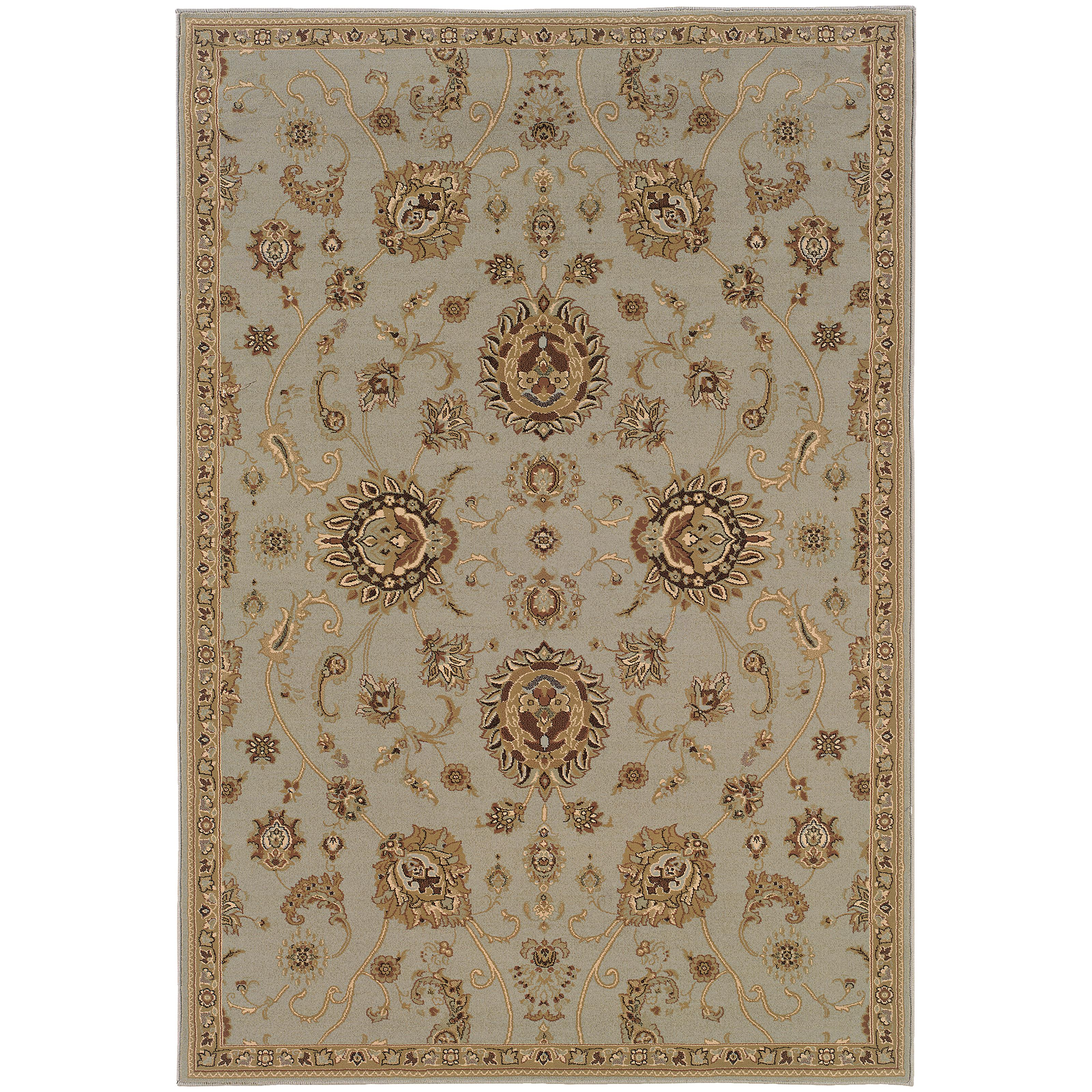 Oriental Weavers Ariana 4' X  6' Rug - Item Number: A2302B120180ST
