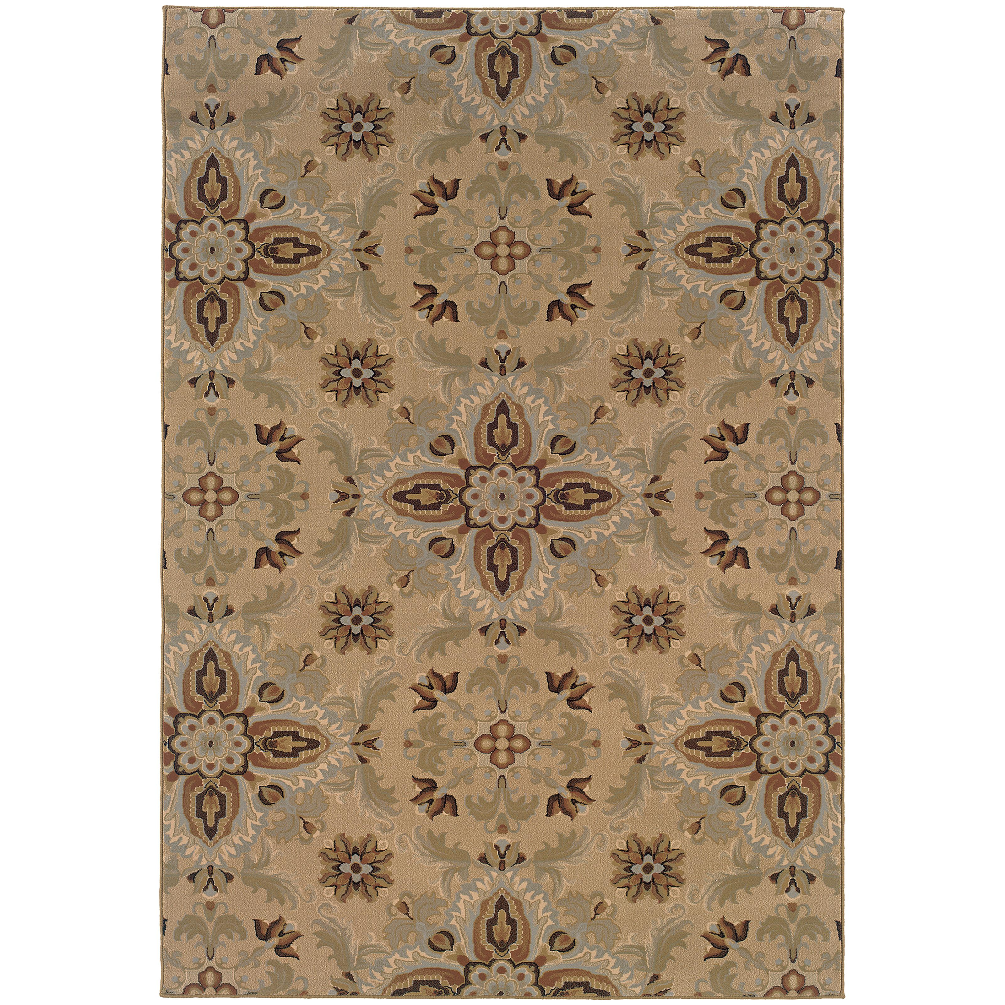 Oriental Weavers Ariana 4' X  6' Rug - Item Number: A2313A120180ST