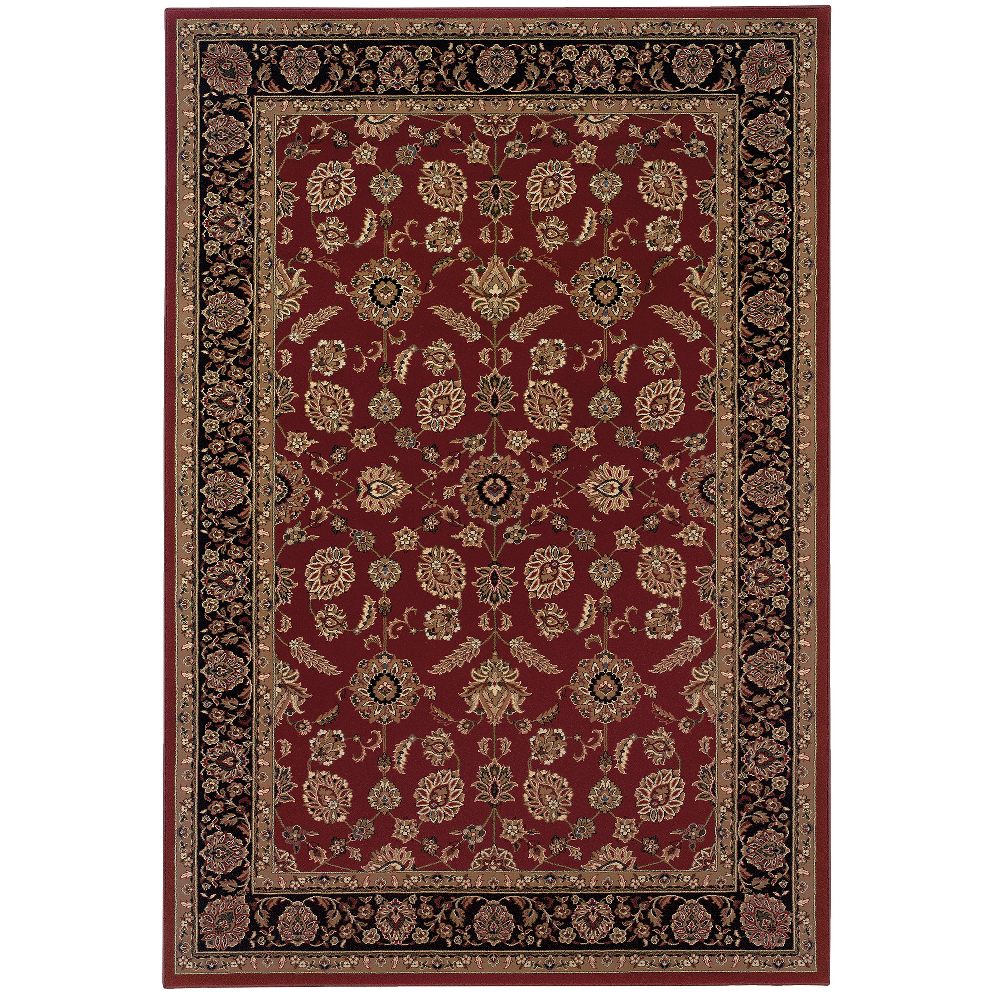 Oriental Weavers Ariana 4' X  6' Rug - Item Number: A271C3120180ST