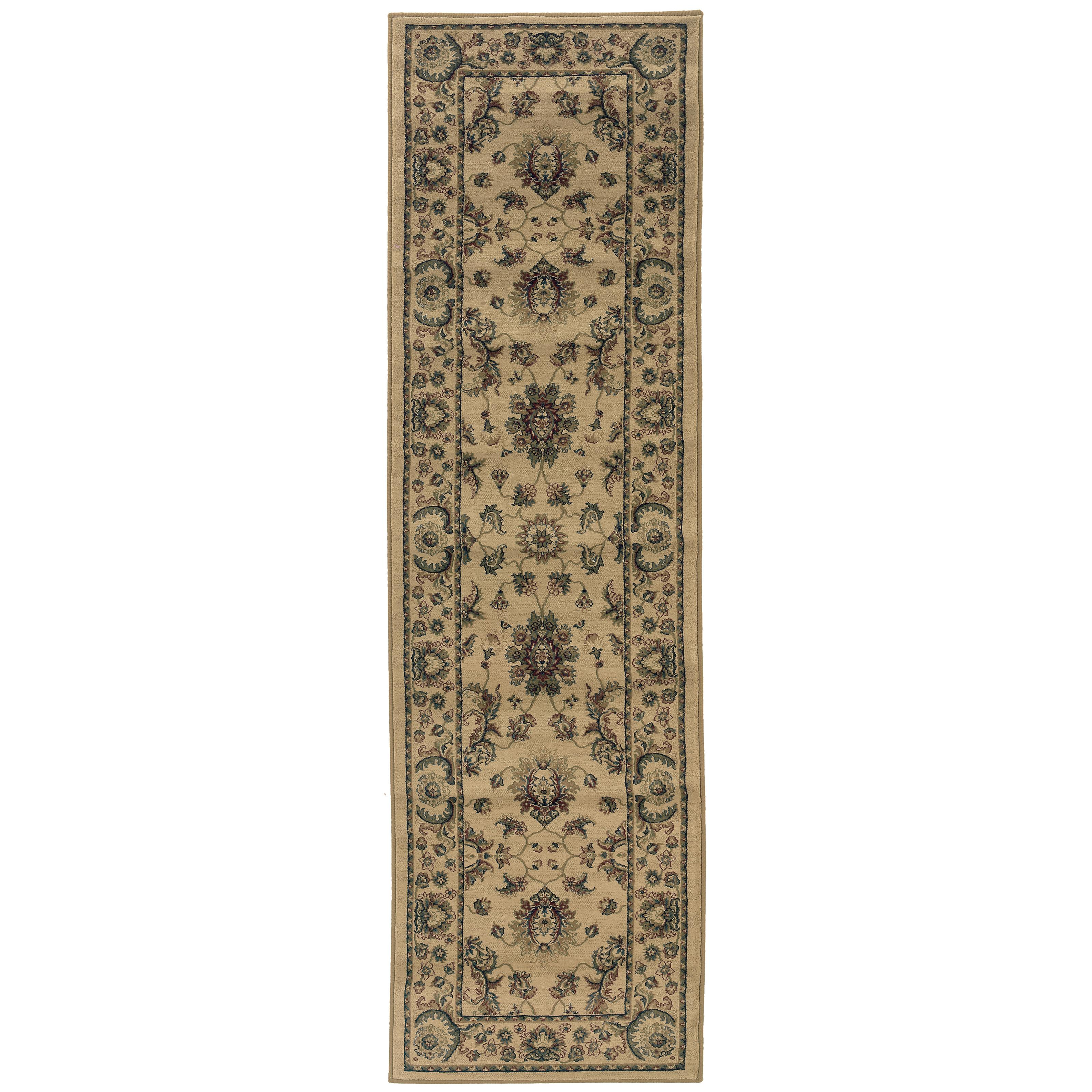 "Oriental Weavers Ariana 2' 3"" X  7' 9"" Rug - Item Number: A311I3068235ST"