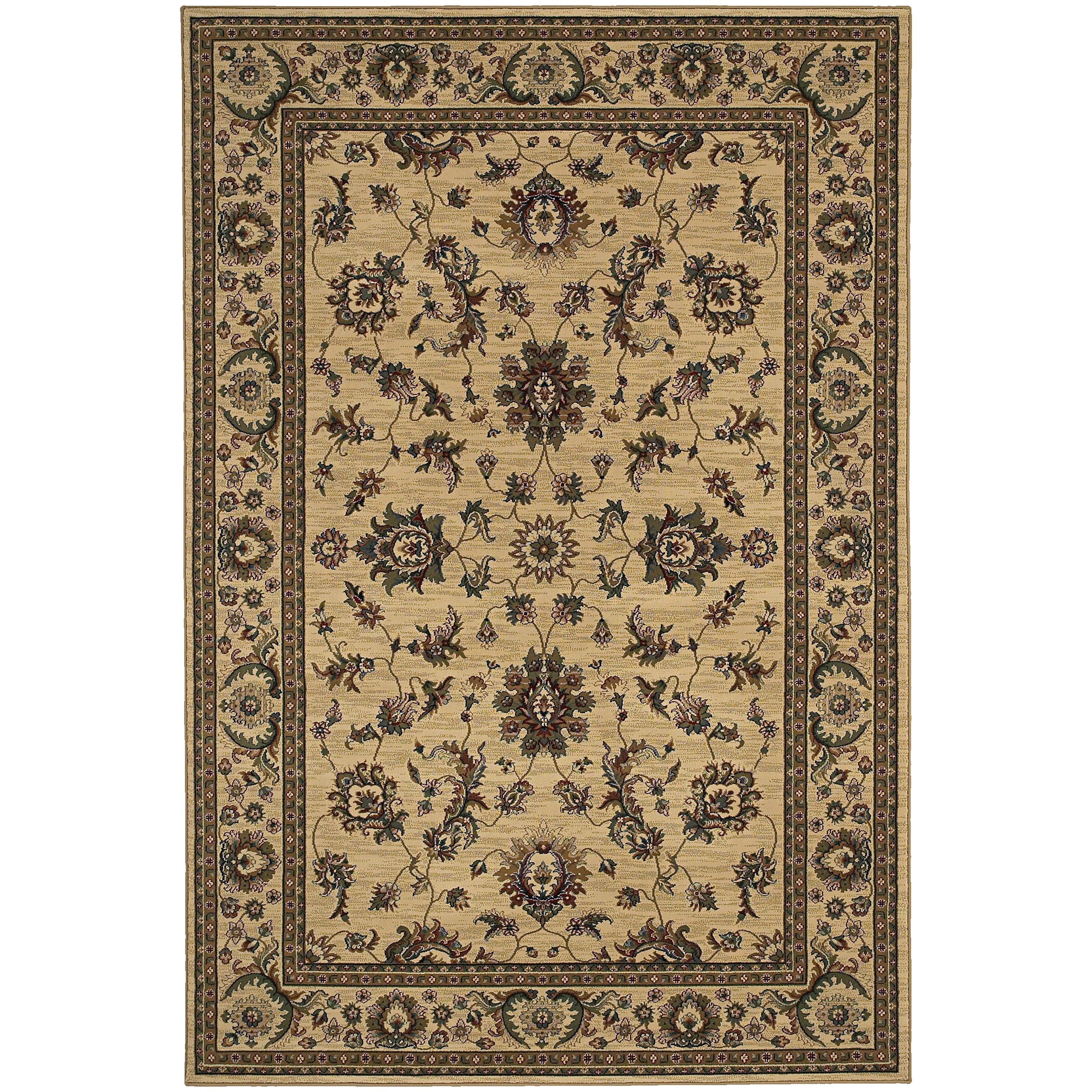 "Oriental Weavers Ariana 5' 3"" X  7' 9"" Rug - Item Number: A311I3160235ST"