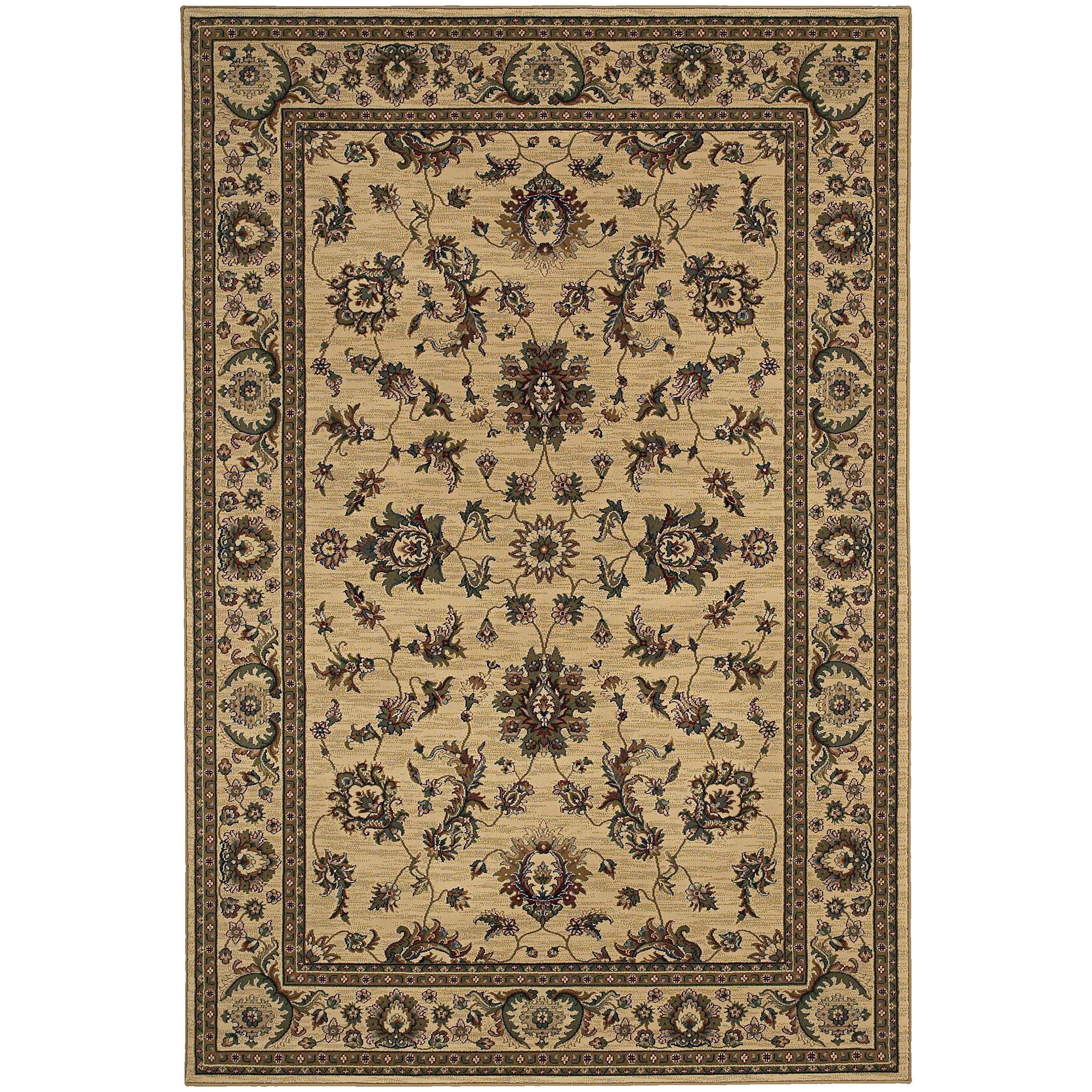 "Oriental Weavers Ariana 6' 7"" X  9' 6"" Rug - Item Number: A311I3200285ST"
