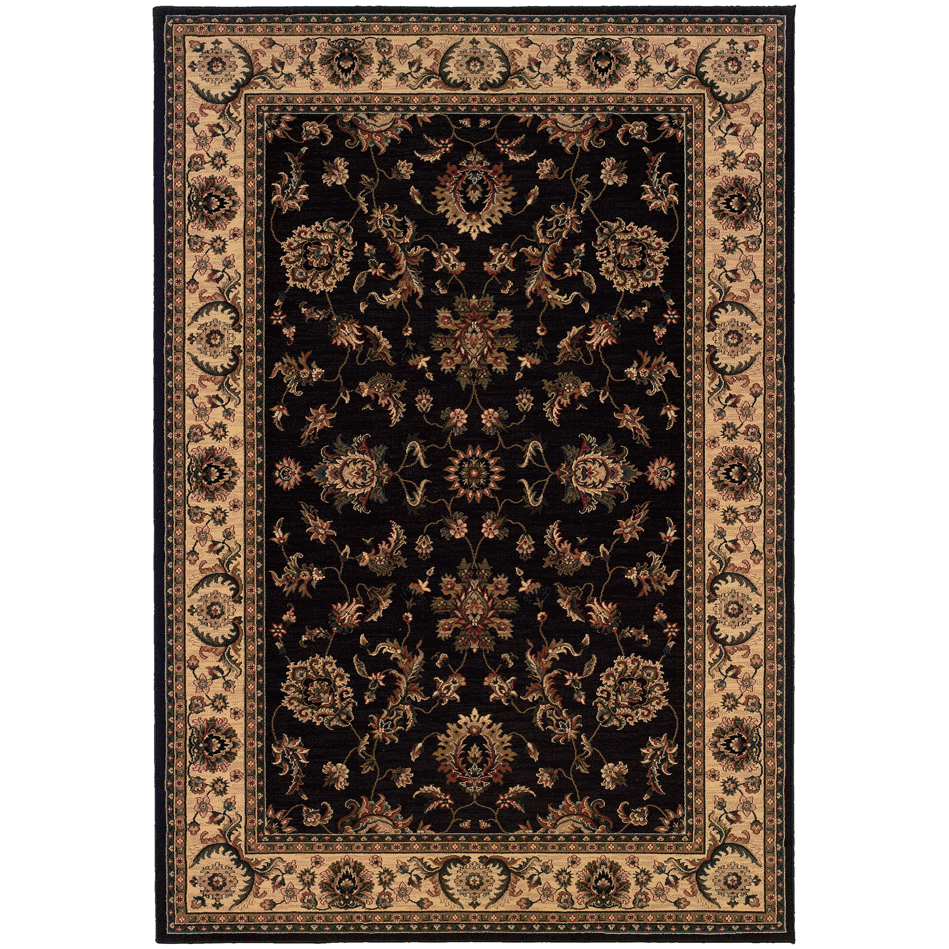 "Oriental Weavers Ariana 6' 7"" X  9' 6"" Rug - Item Number: A311K3200285ST"