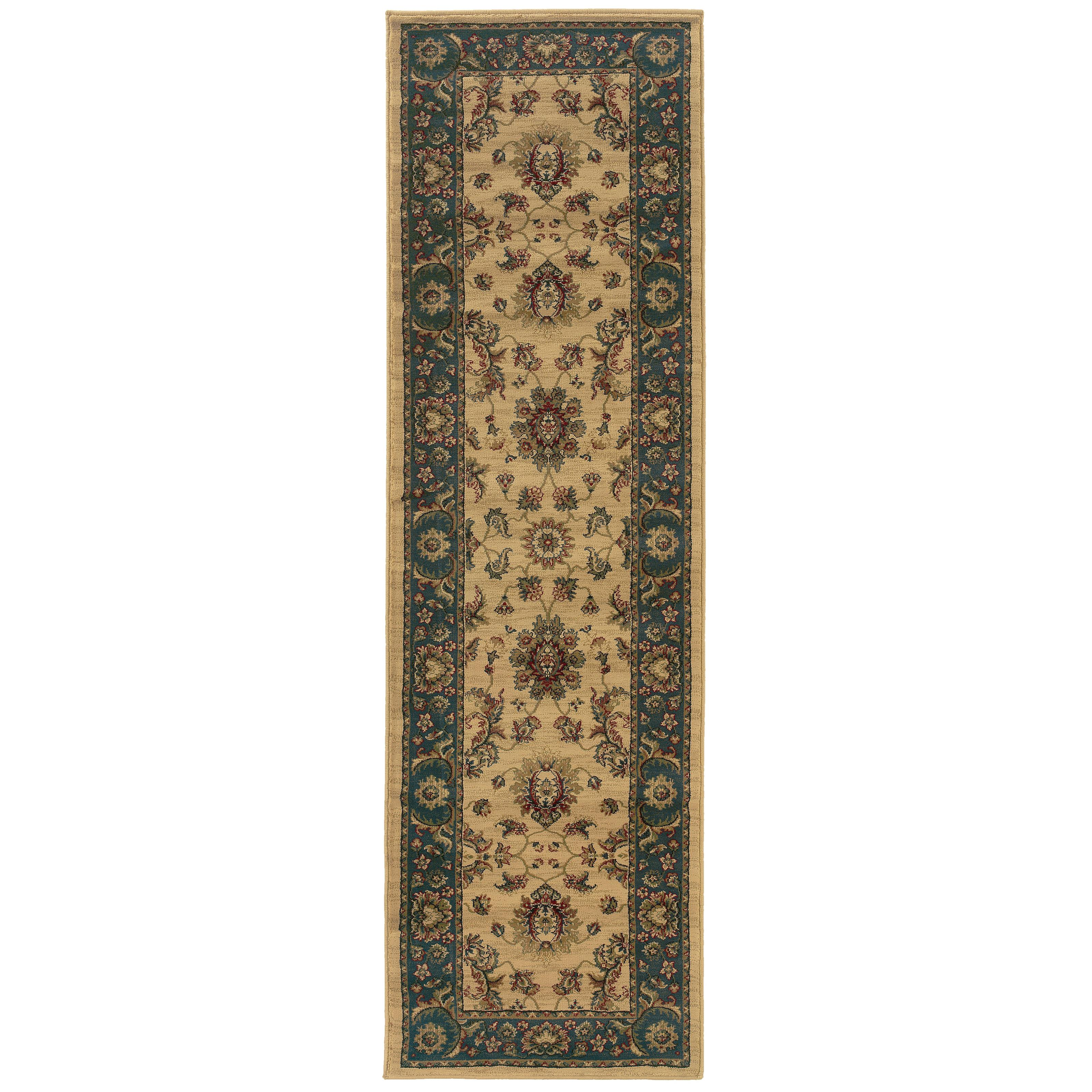 "Oriental Weavers Ariana 2' 3"" X  7' 9"" Rug - Item Number: A311Z3068235ST"