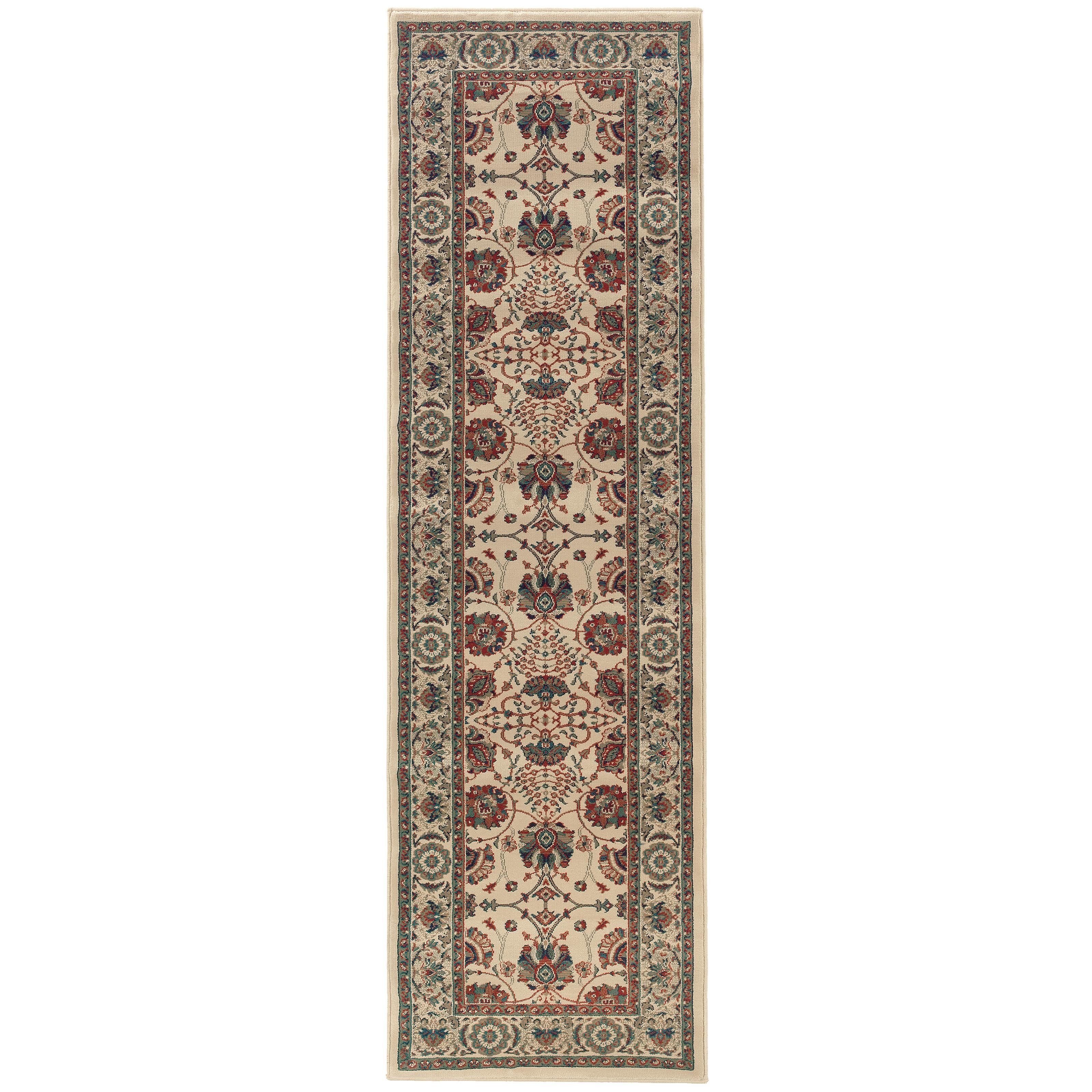 "Oriental Weavers Ariana 2' 3"" X  7' 9"" Rug - Item Number: A431O3068235ST"