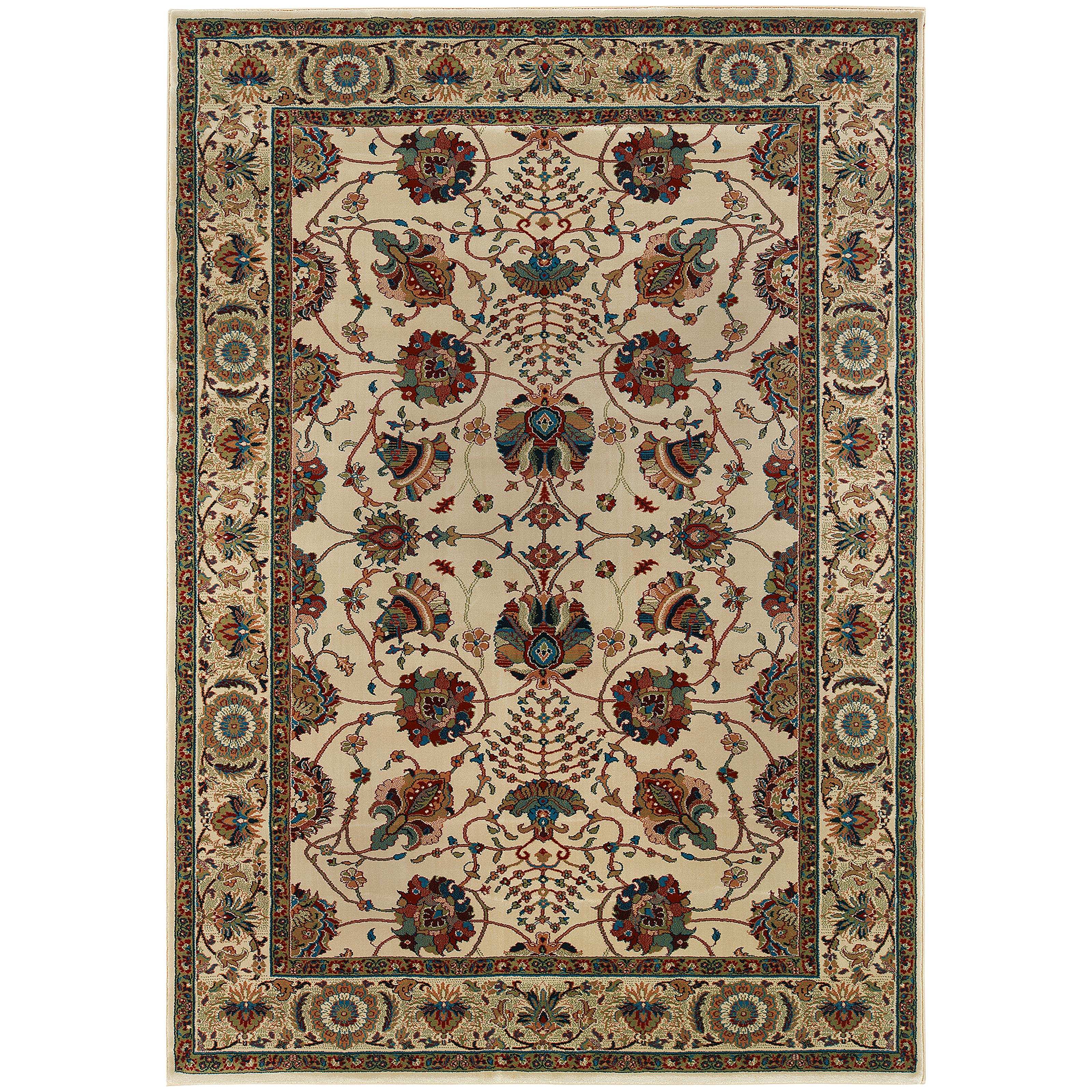 "Oriental Weavers Ariana 7'10"" X 11' Rug - Item Number: A431O3240330ST"