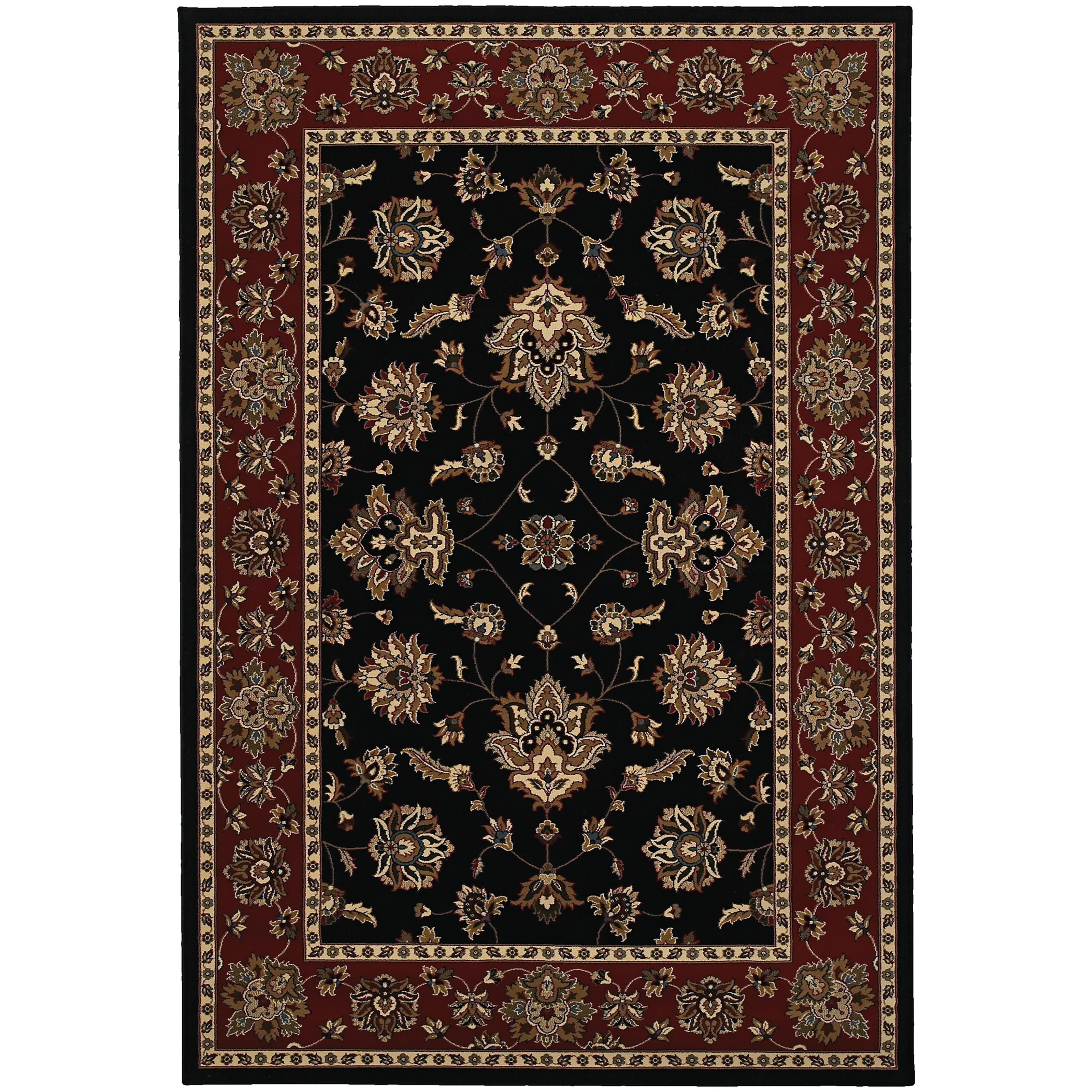 "Oriental Weavers Ariana 6' 7"" X  9' 6"" Rug - Item Number: A623M3200285ST"