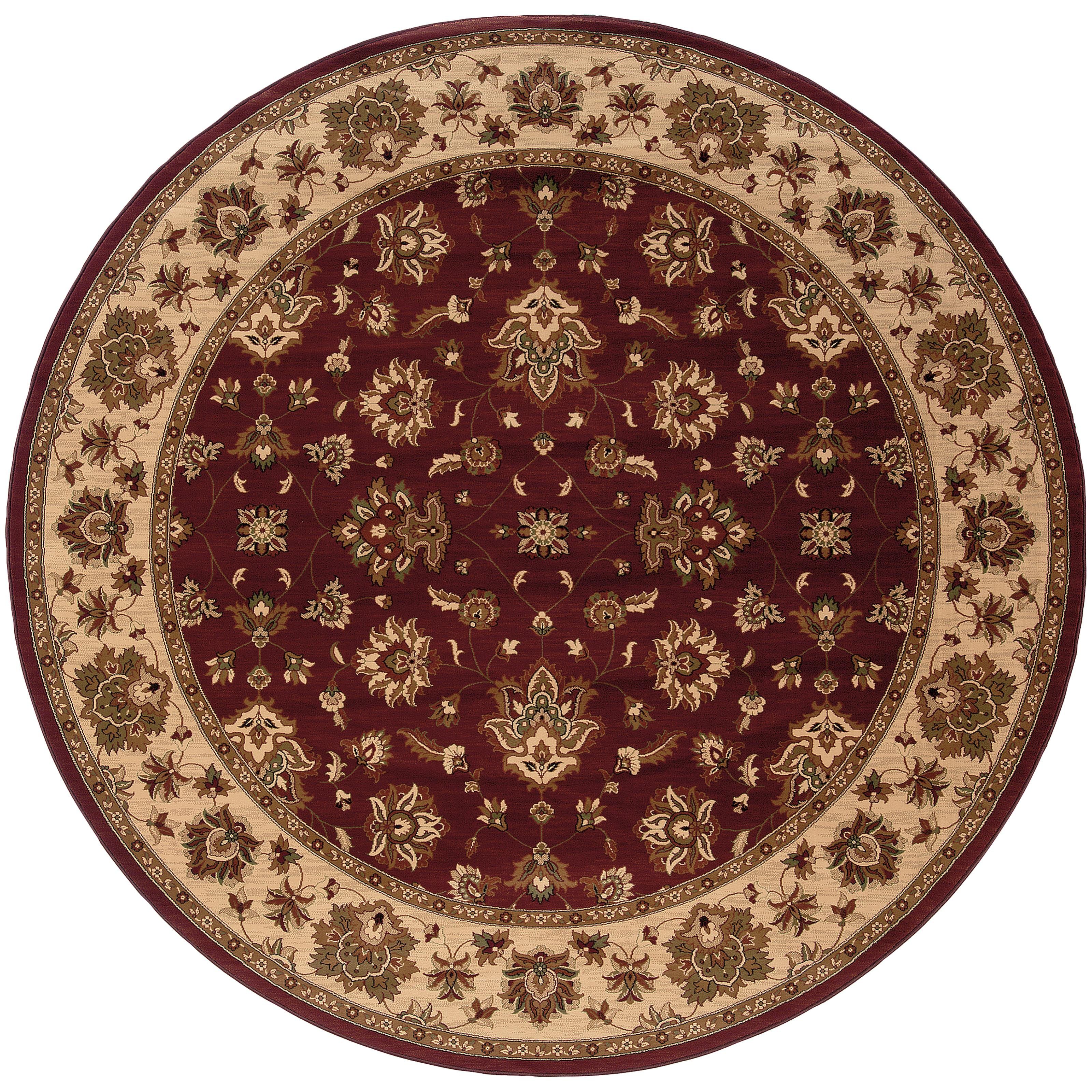 Oriental Weavers Ariana 6' Rug - Item Number: A623V3180180ST