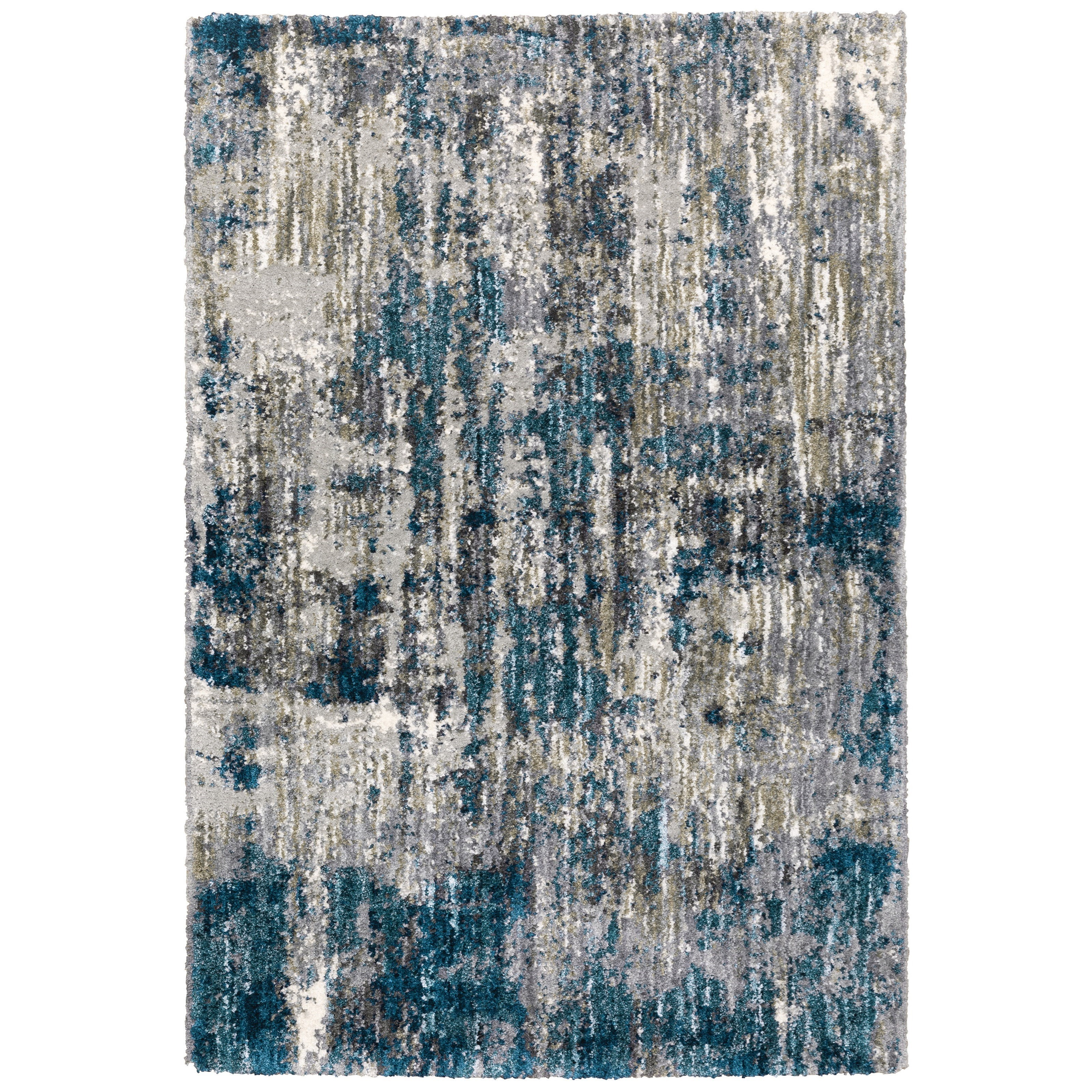 """ASPEN 7'10"""" X 10'10"""" Rectangle Rug by Oriental Weavers at Darvin Furniture"""