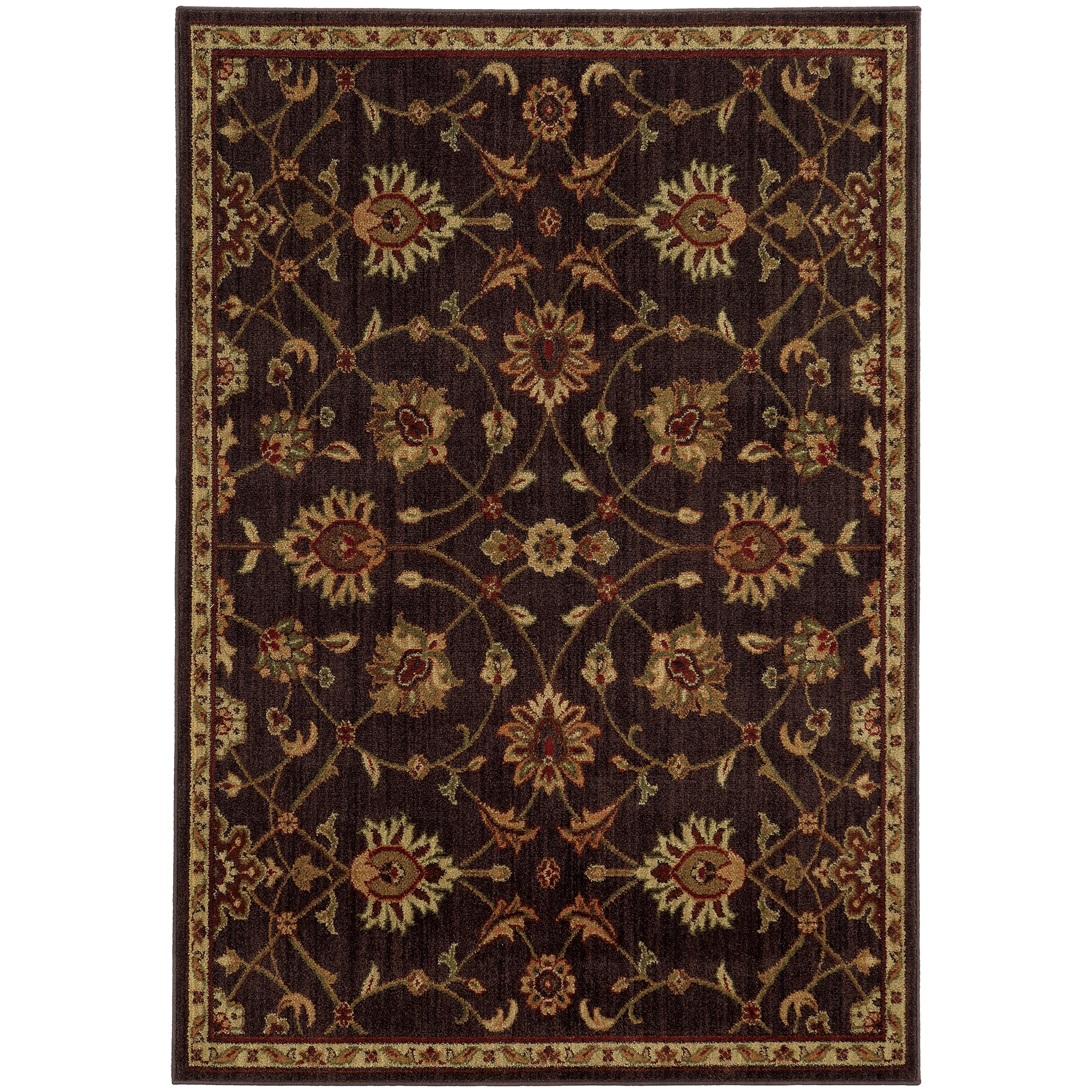 "Oriental Weavers Aston 6' 7"" X  9' 3"" Rug - Item Number: A505N9200280ST"