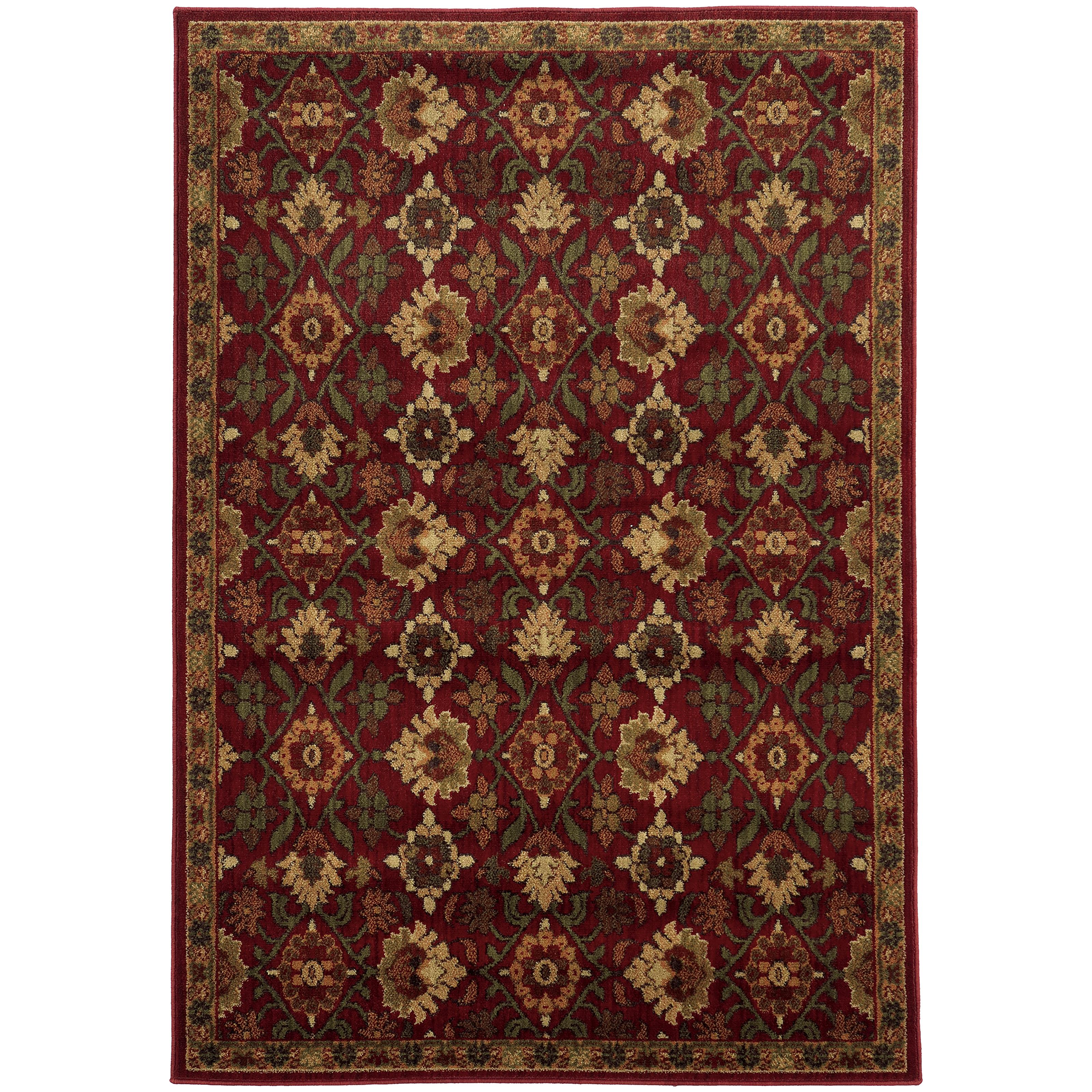 "Oriental Weavers Aston 3' 3"" X  5' 5"" Rug - Item Number: A536R9100165ST"